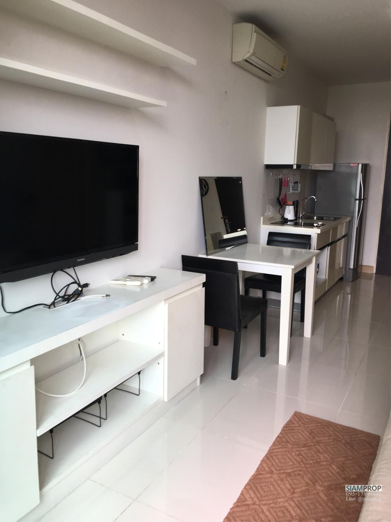 Siam Prop Agency's The President 81, 1 bed for rent (BTS Onnut) 4