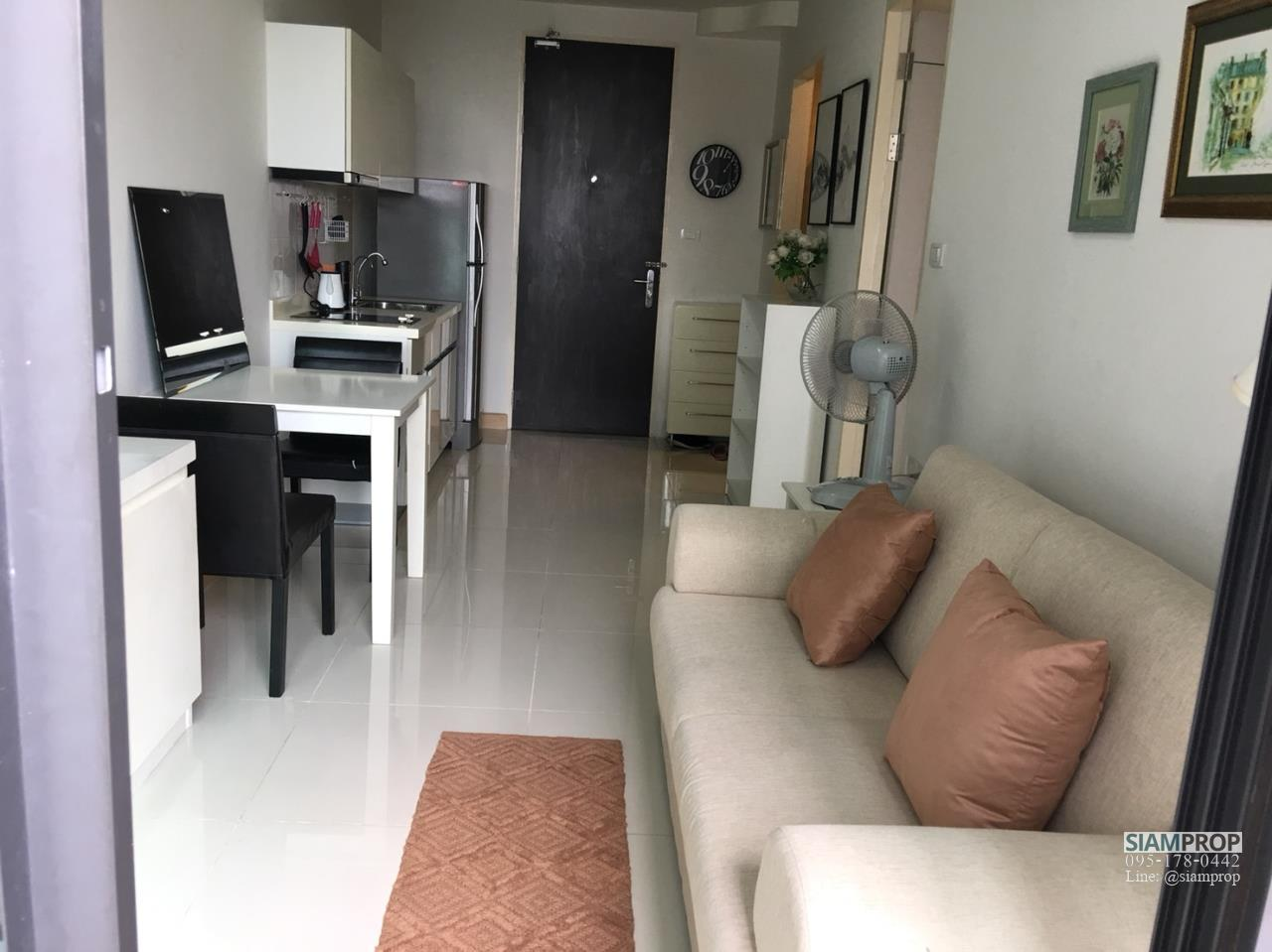 Siam Prop Agency's The President 81, 1 bed for rent (BTS Onnut) 5
