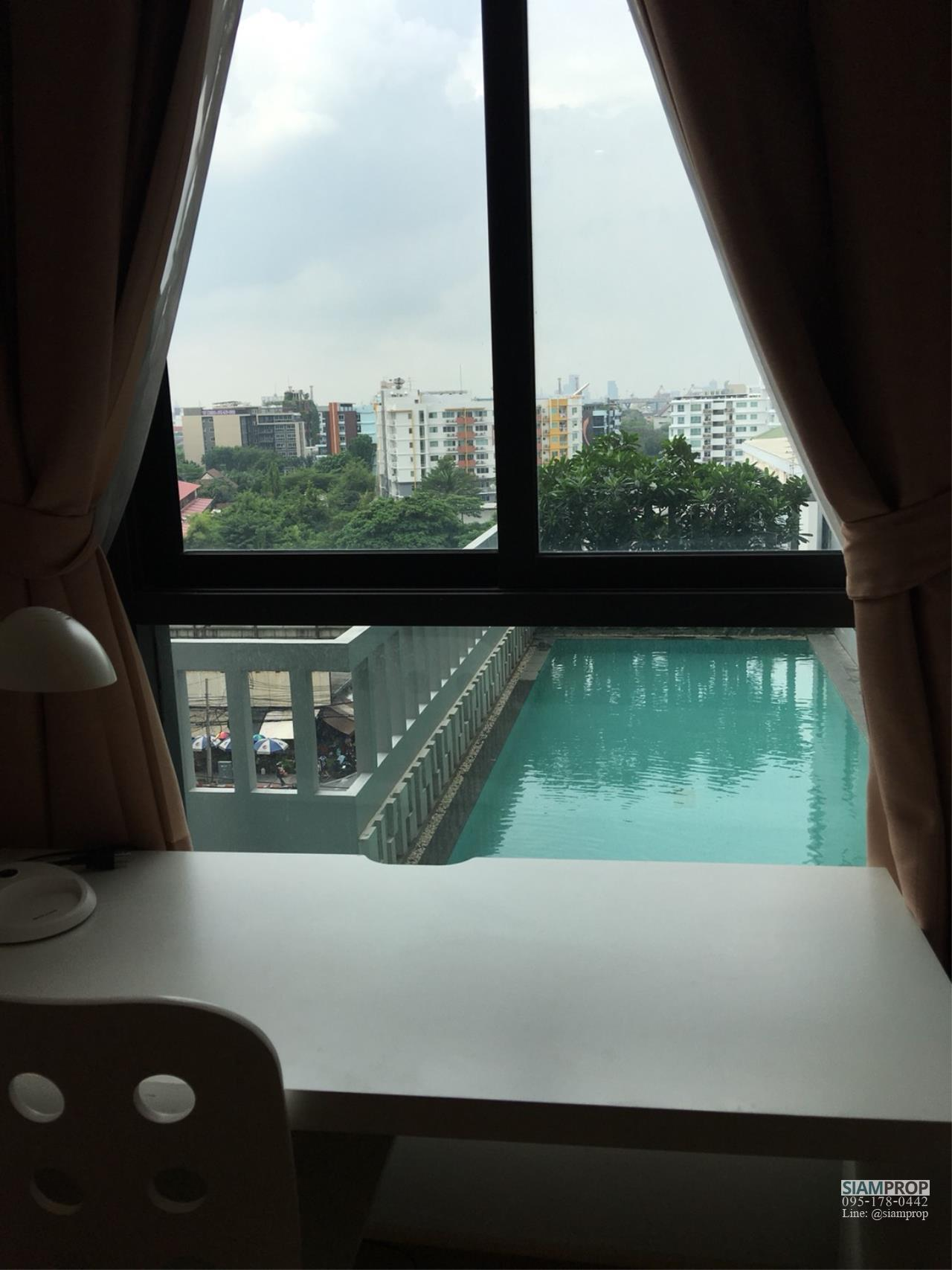 Siam Prop Agency's The President 81, 1 bed for rent (BTS Onnut) 7