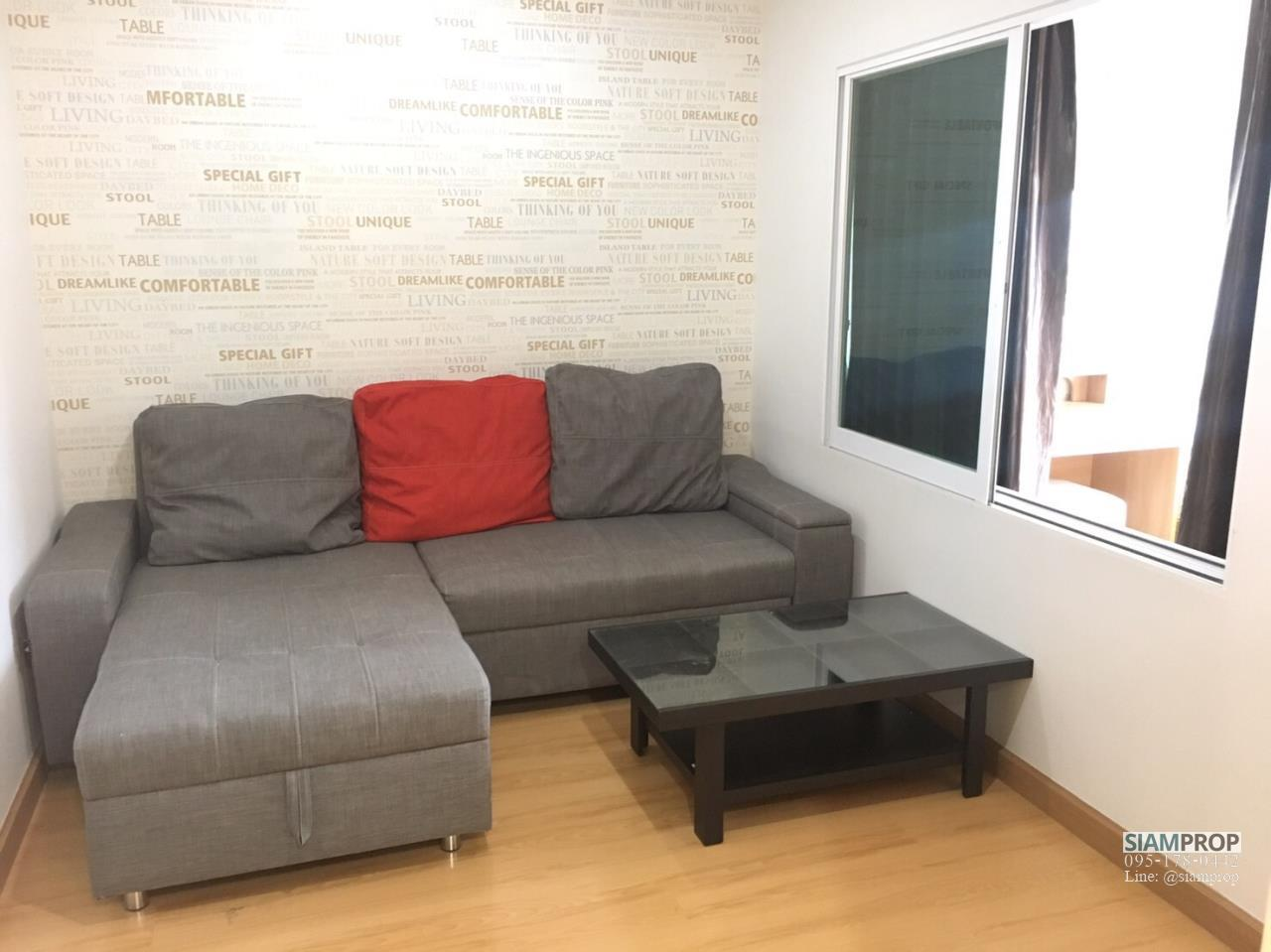 Siam Prop Agency's Life@sukhumvit65,1 bedroom for rent 3