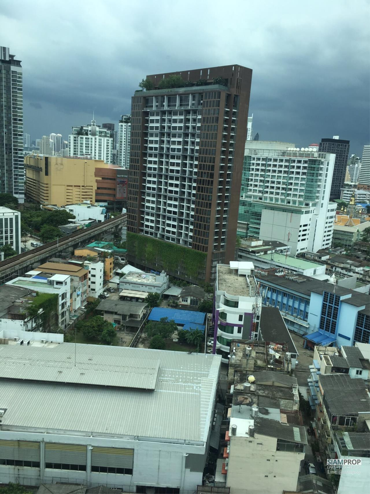 Siam Prop Agency's Life@sukhumvit65,1 bedroom for rent 7