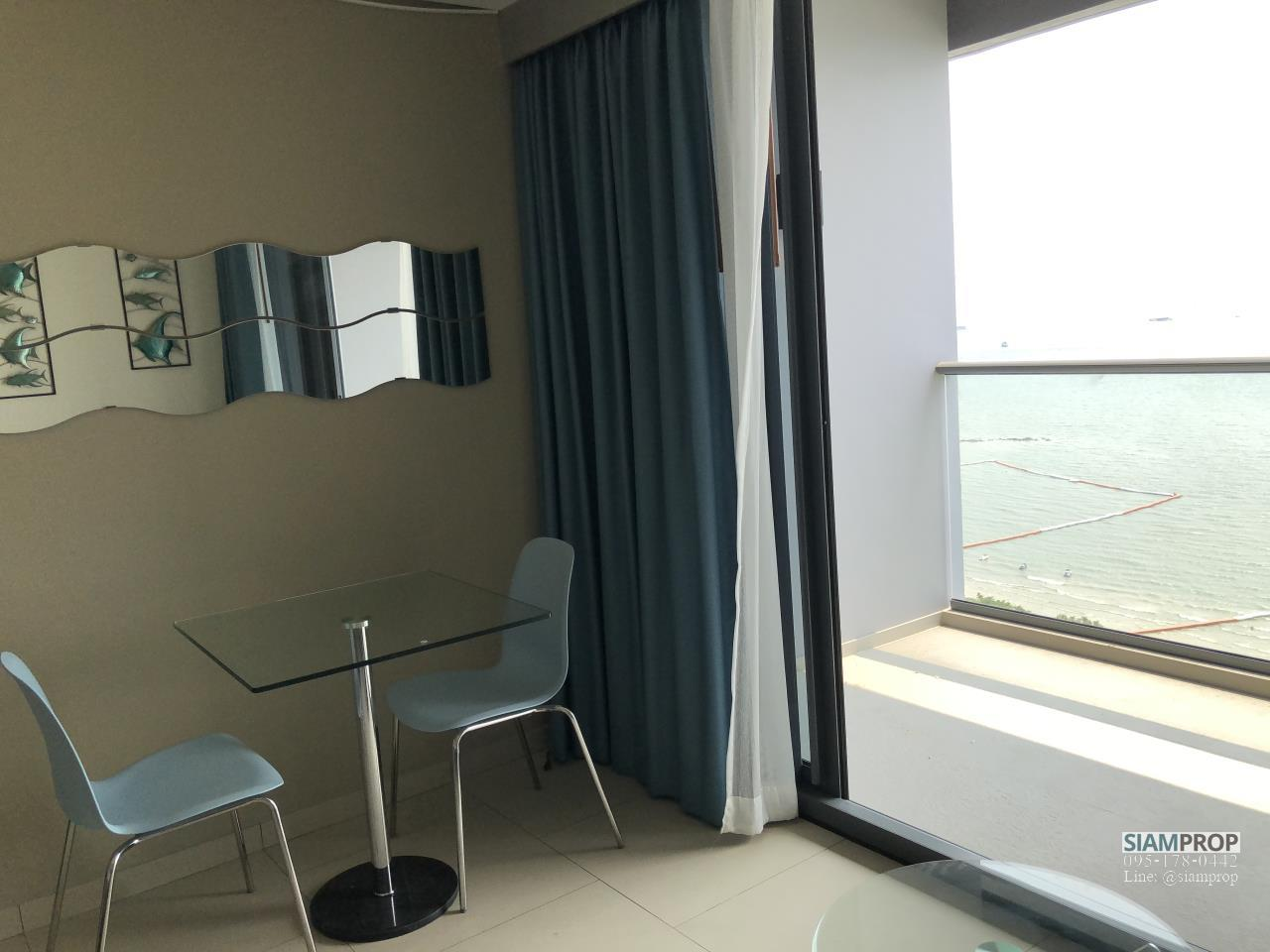 Siam Prop Agency's For Rent Zire Wongamat - 15th floor (Sea View) 4