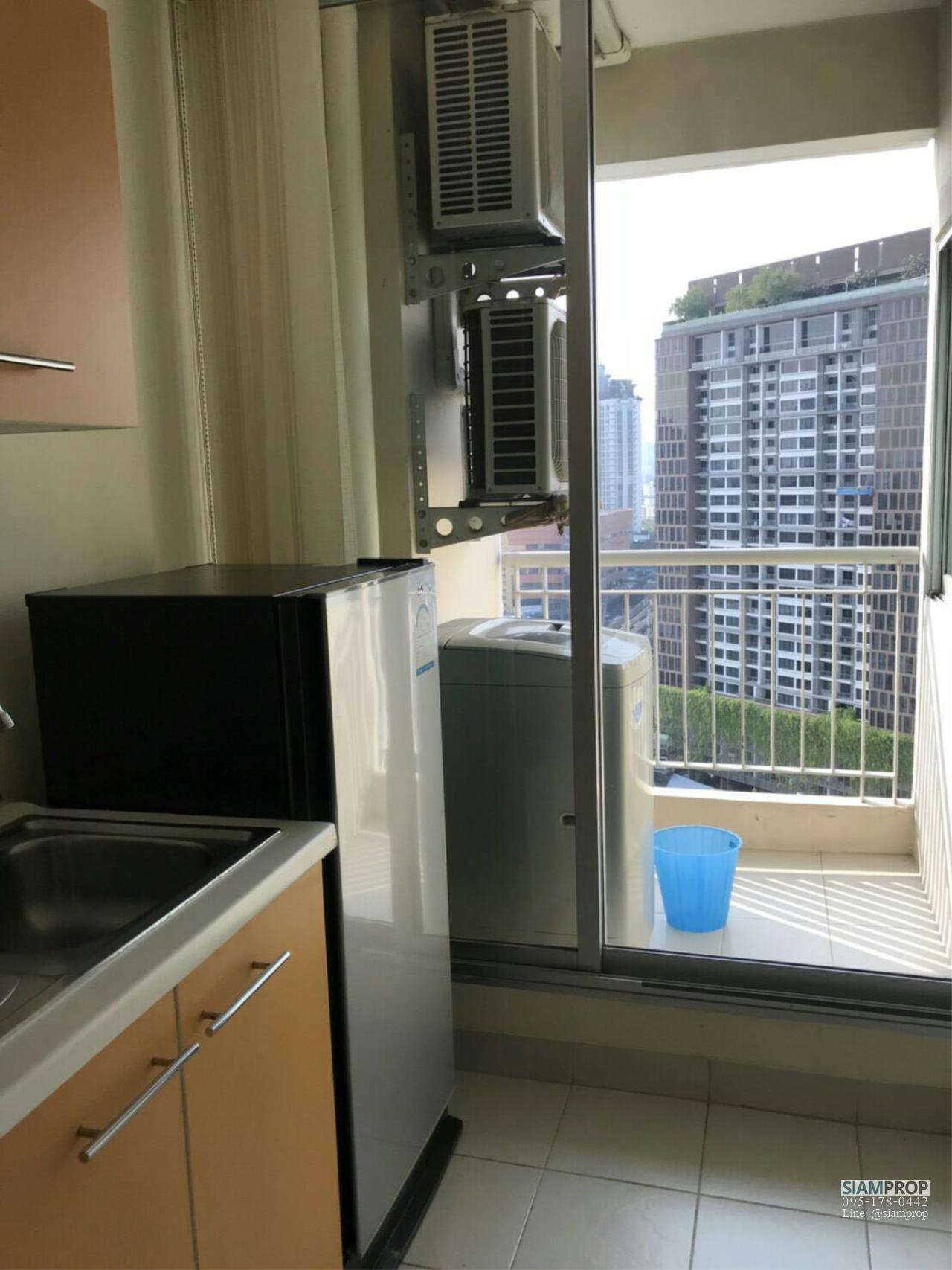 Siam Prop Agency's Life@65 Sukhumvit 65 , 1 bedroom for rent  7