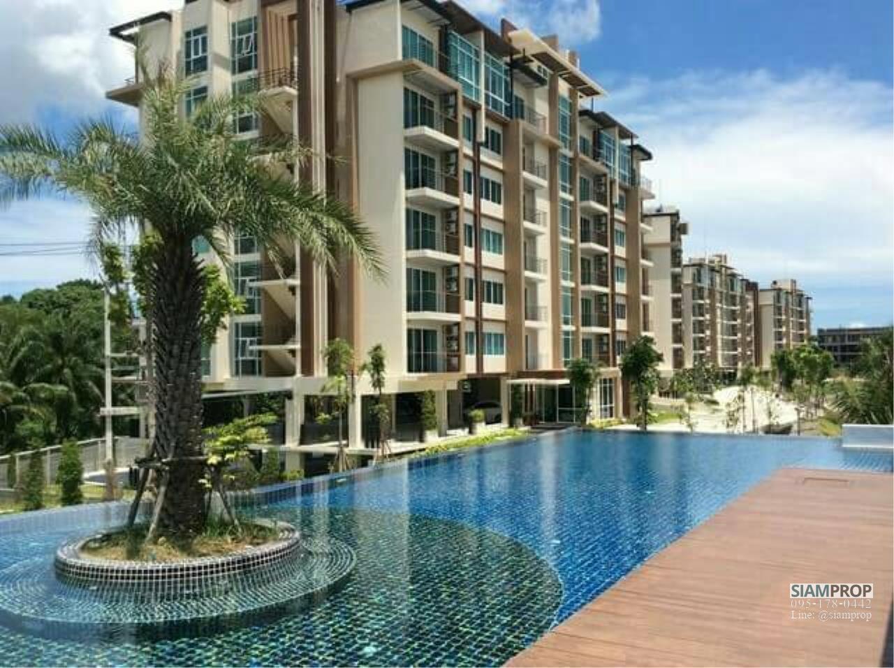 Siam Prop Agency's Greenlake Condo 8