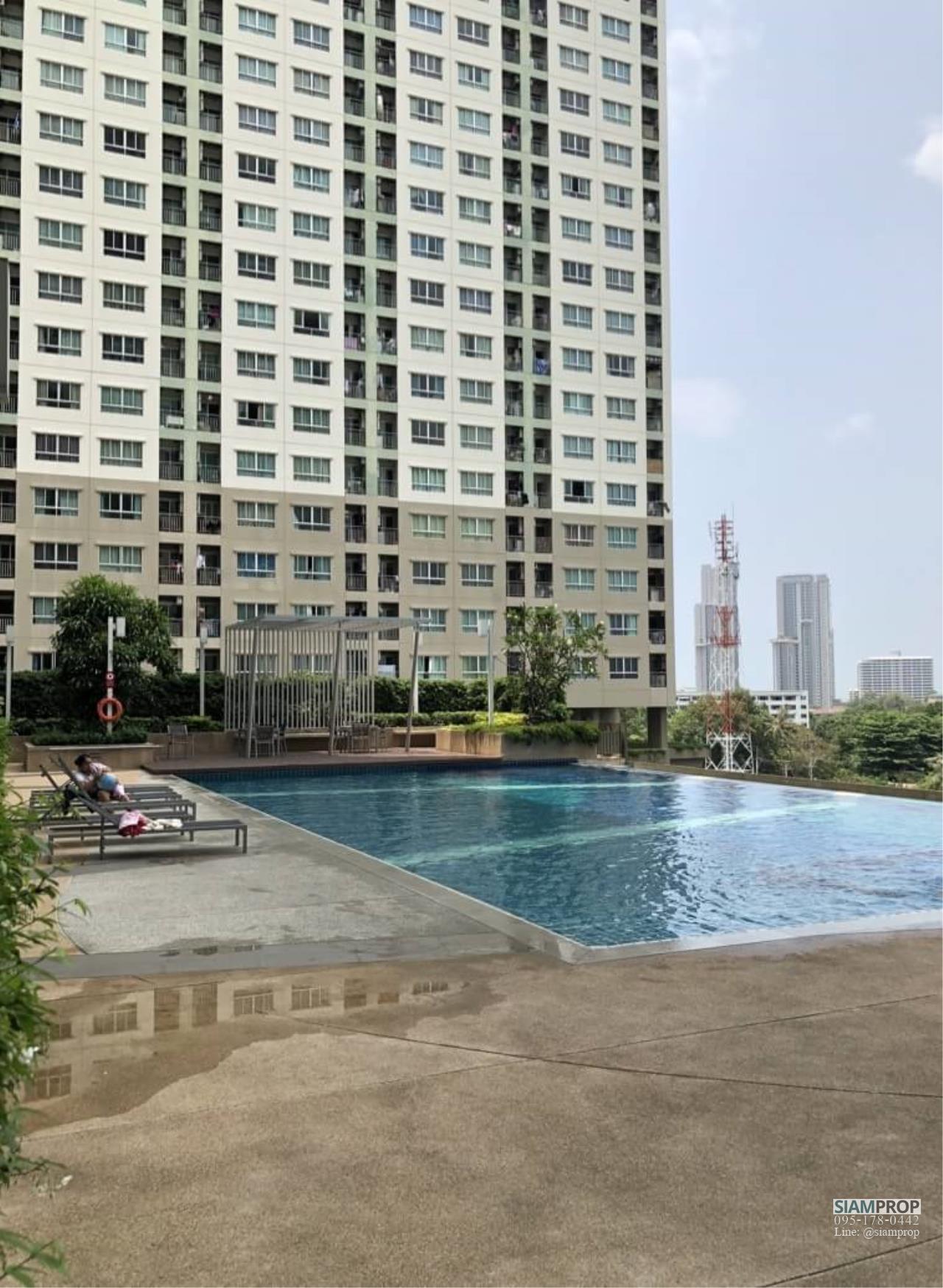 Siam Prop Agency's Lumpini Ville Naklua-Wongamat 9