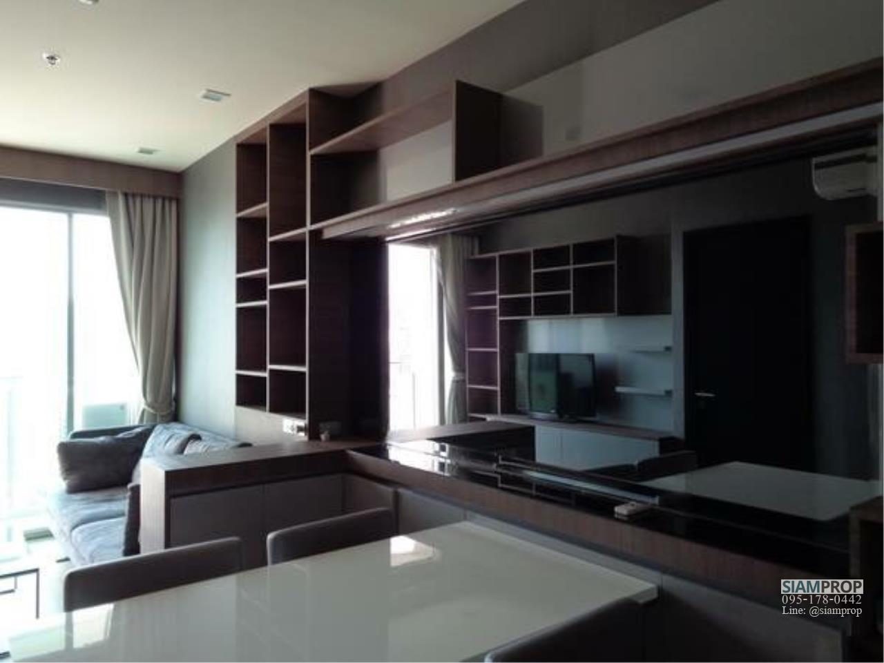 Siam Prop Agency's Sky Walk Two Bedroom for Rent 2