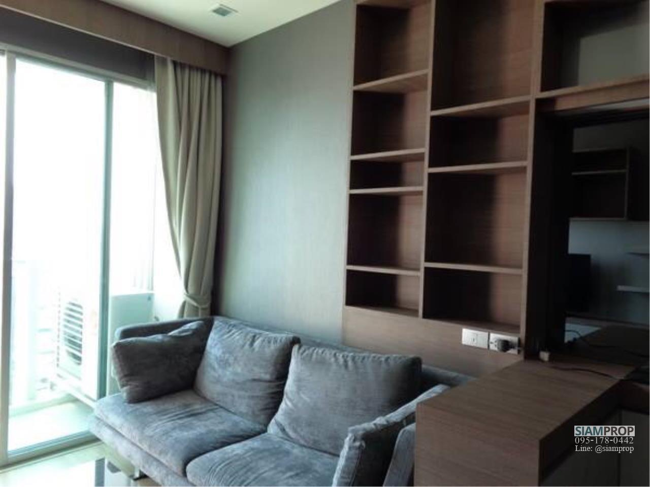 Siam Prop Agency's Sky Walk Two Bedroom for Rent 1