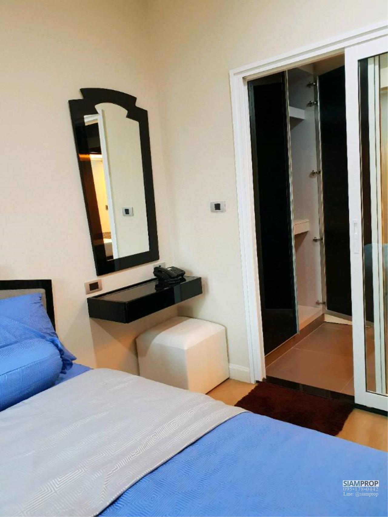 Siam Prop Agency's The Crest Sukhumvit 34 , 1 bed for rent close BTS Thonglor 5