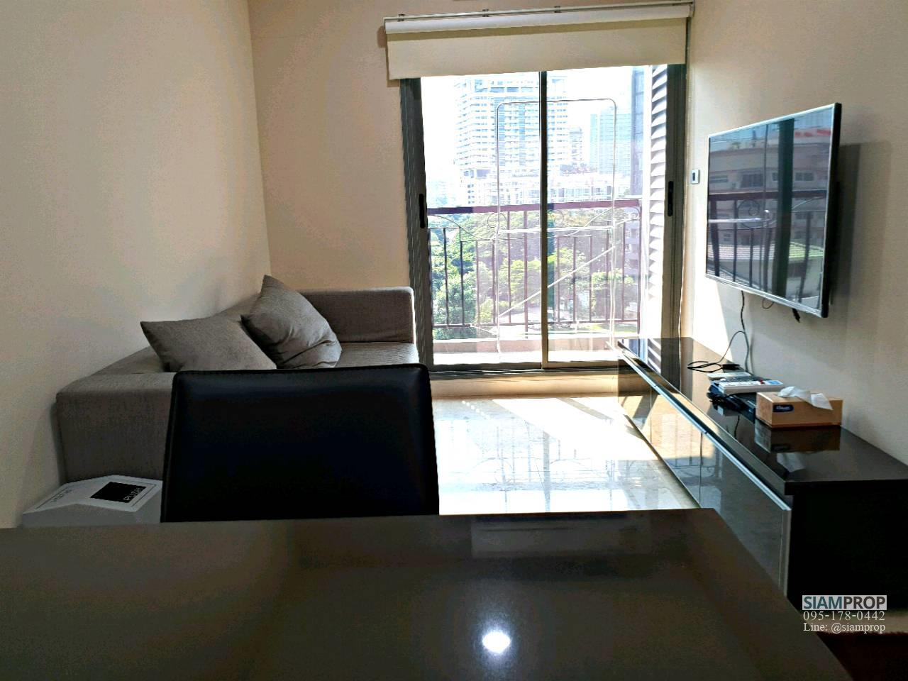 Siam Prop Agency's The Crest Sukhumvit 34 , 1 bed for rent close BTS Thonglor 2
