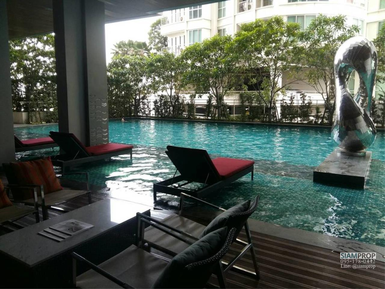 Siam Prop Agency's The Room Sukhumvit 69 , nice 1 bed for rent 9