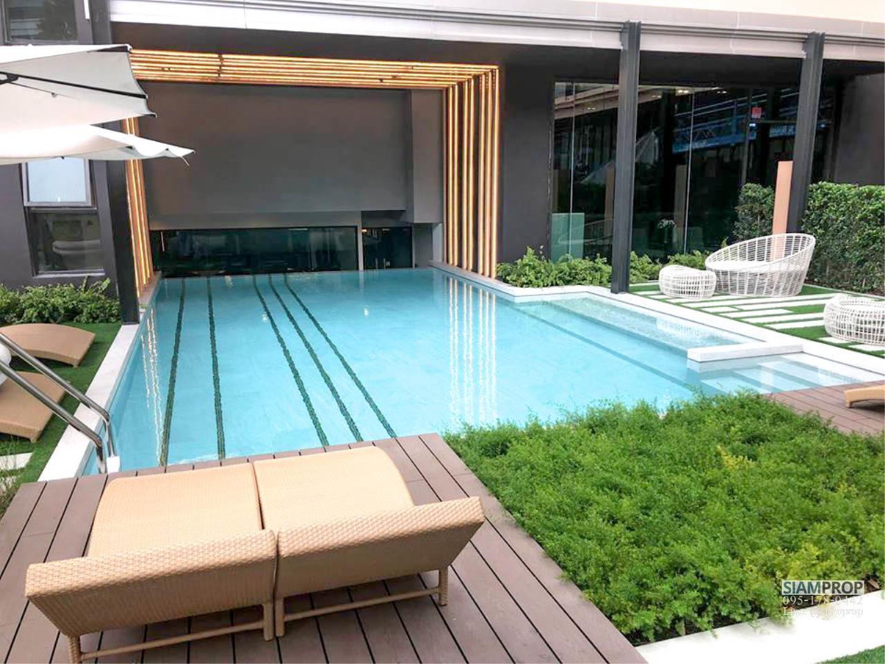 Siam Prop Agency's Venio Sukhumvit 10 , nice studio for rent 10