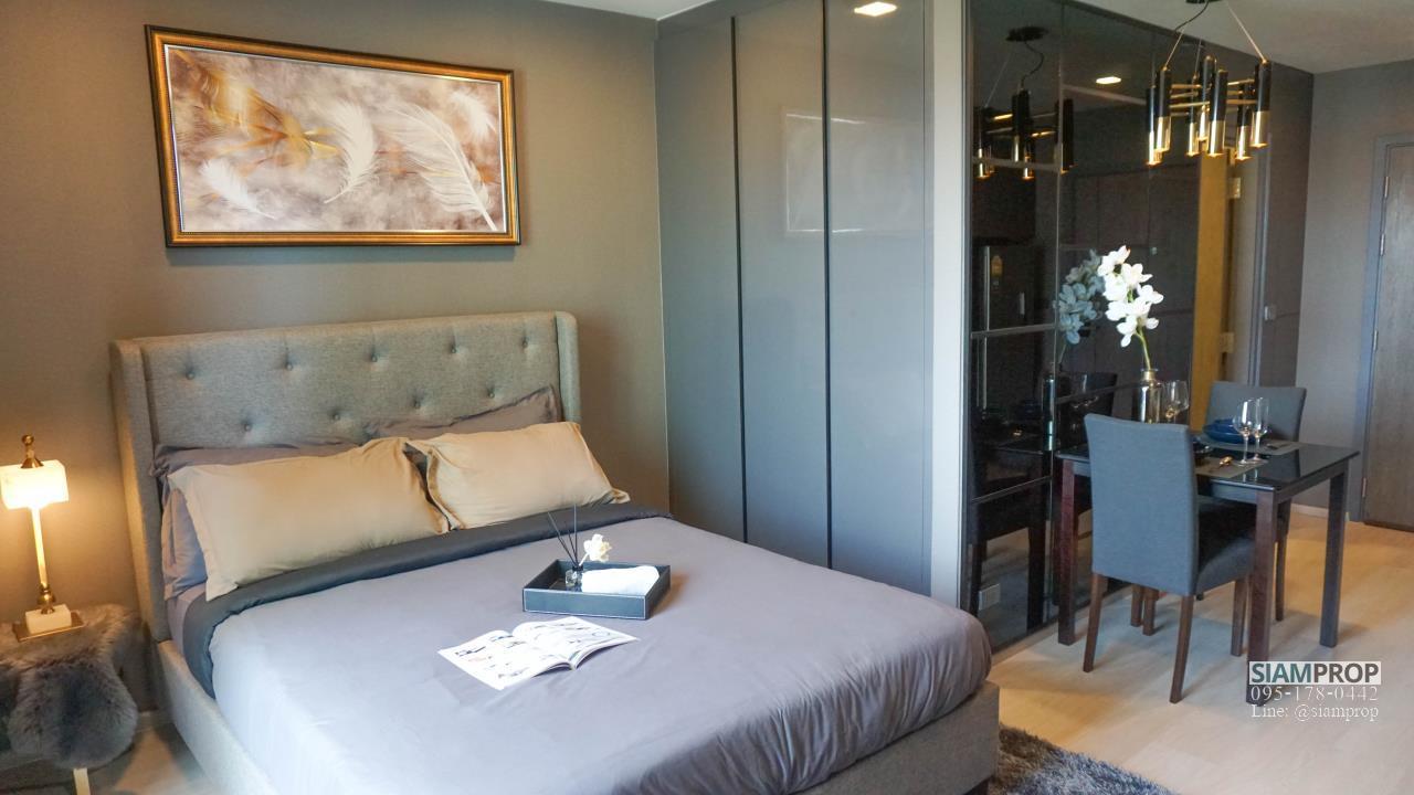 Siam Prop Agency's Venio Sukhumvit 10 , nice studio for rent 1