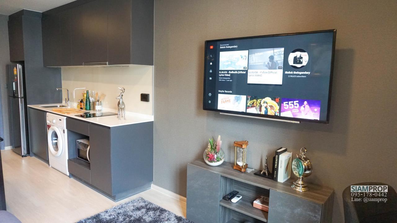 Siam Prop Agency's Venio Sukhumvit 10 , nice studio for rent 4