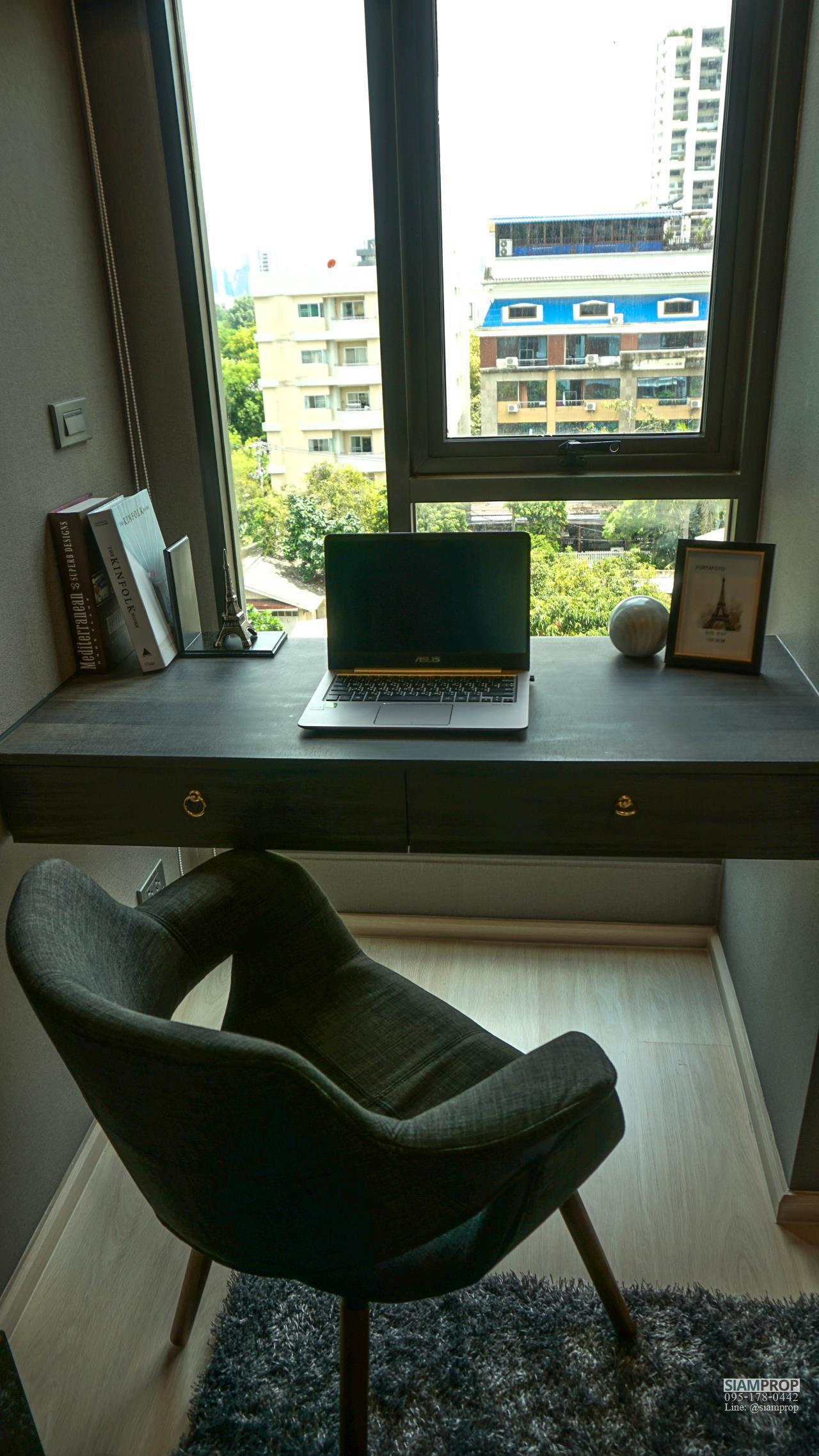 Siam Prop Agency's Venio Sukhumvit 10 , nice studio for rent 8