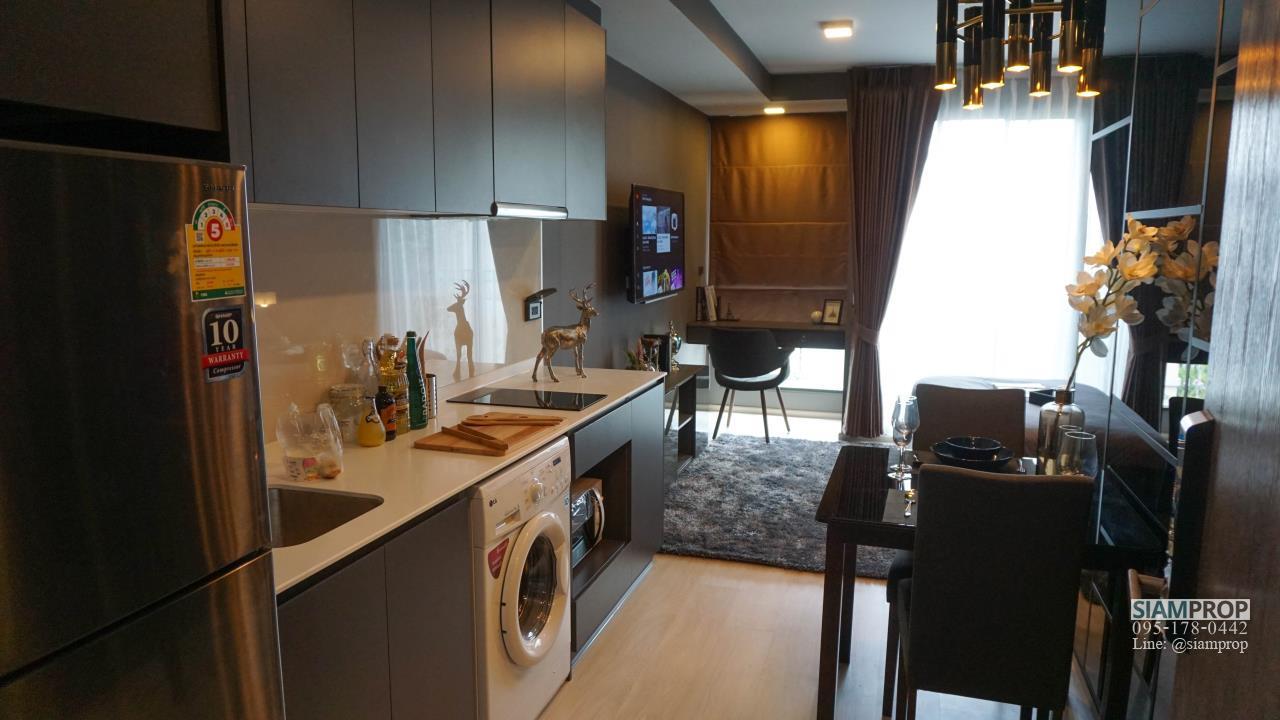 Siam Prop Agency's Venio Sukhumvit 10 , nice studio for rent 3