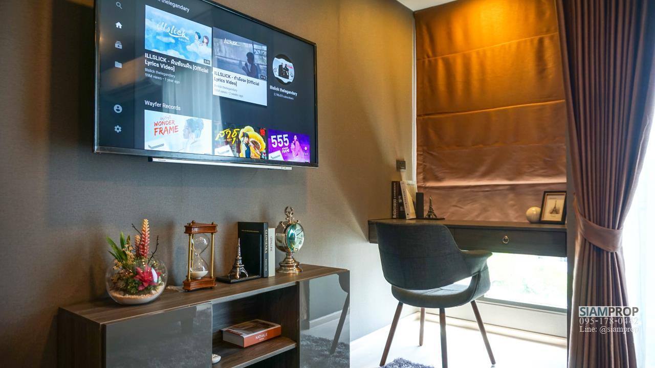 Siam Prop Agency's Venio Sukhumvit 10 , nice studio for rent 6
