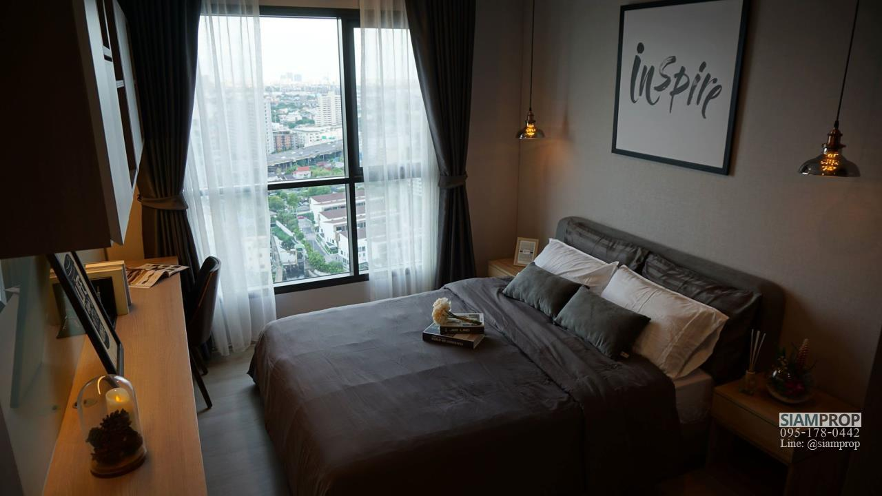Siam Prop Agency's Life Sukhumvit 48 , 1 bed for rent high floor 2