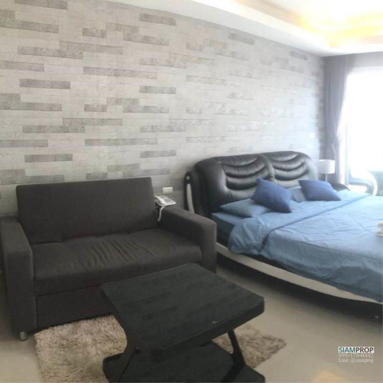 Siam Prop Agency's Cosy Beach View Condo Pattaya 1