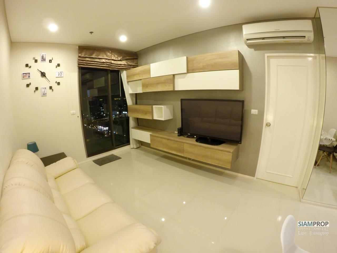 Siam Prop Agency's Villa Asoke Condo 1