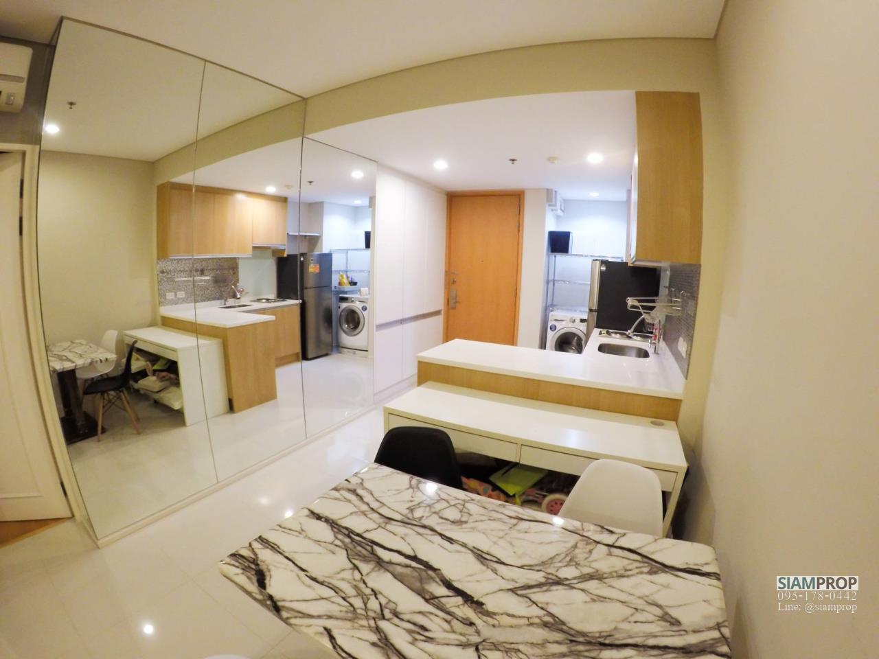 Siam Prop Agency's Villa Asoke Condo 2
