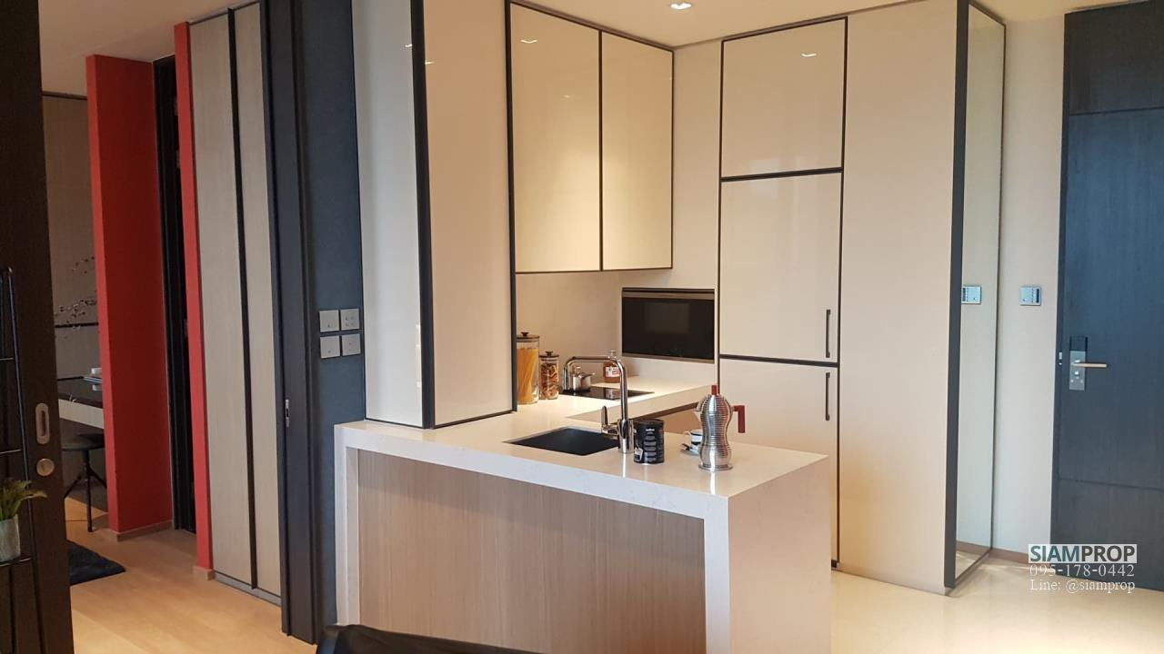 Siam Prop Agency's BEATNIQ Sukhumvit 32 , large 1 bed for rent 4
