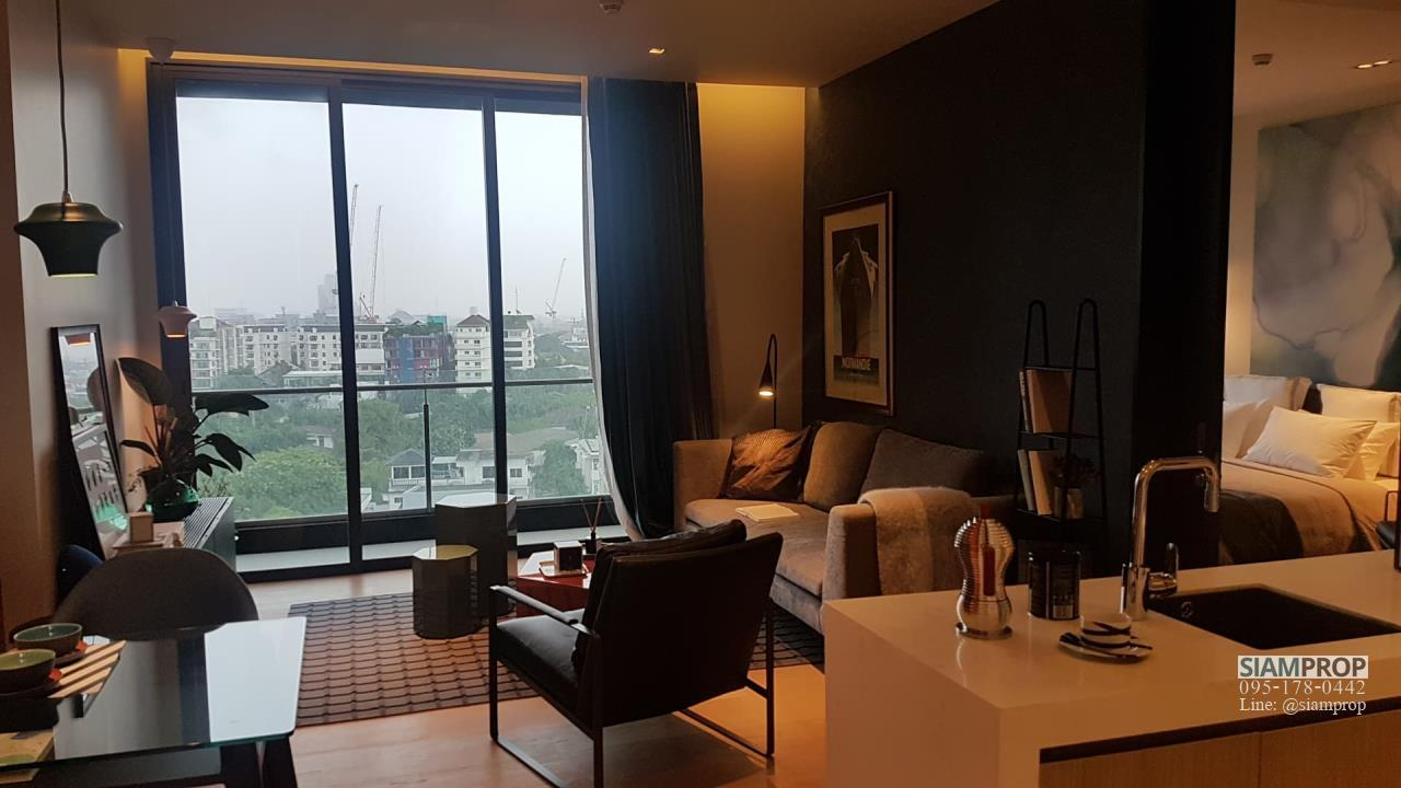 Siam Prop Agency's BEATNIQ Sukhumvit 32 , large 1 bed for rent 2
