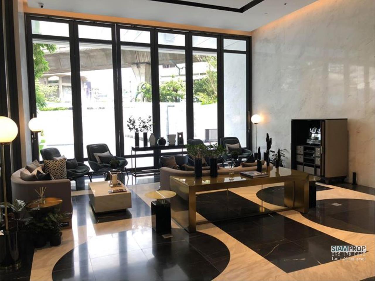 Siam Prop Agency's BEATNIQ Sukhumvit 32 ,  1 bed for rent 6
