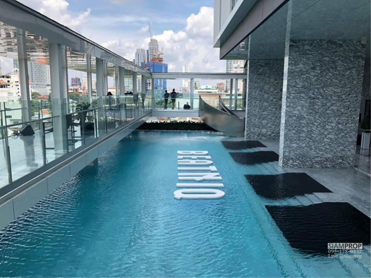 Siam Prop Agency's BEATNIQ Sukhumvit 32 ,  1 bed for rent 4