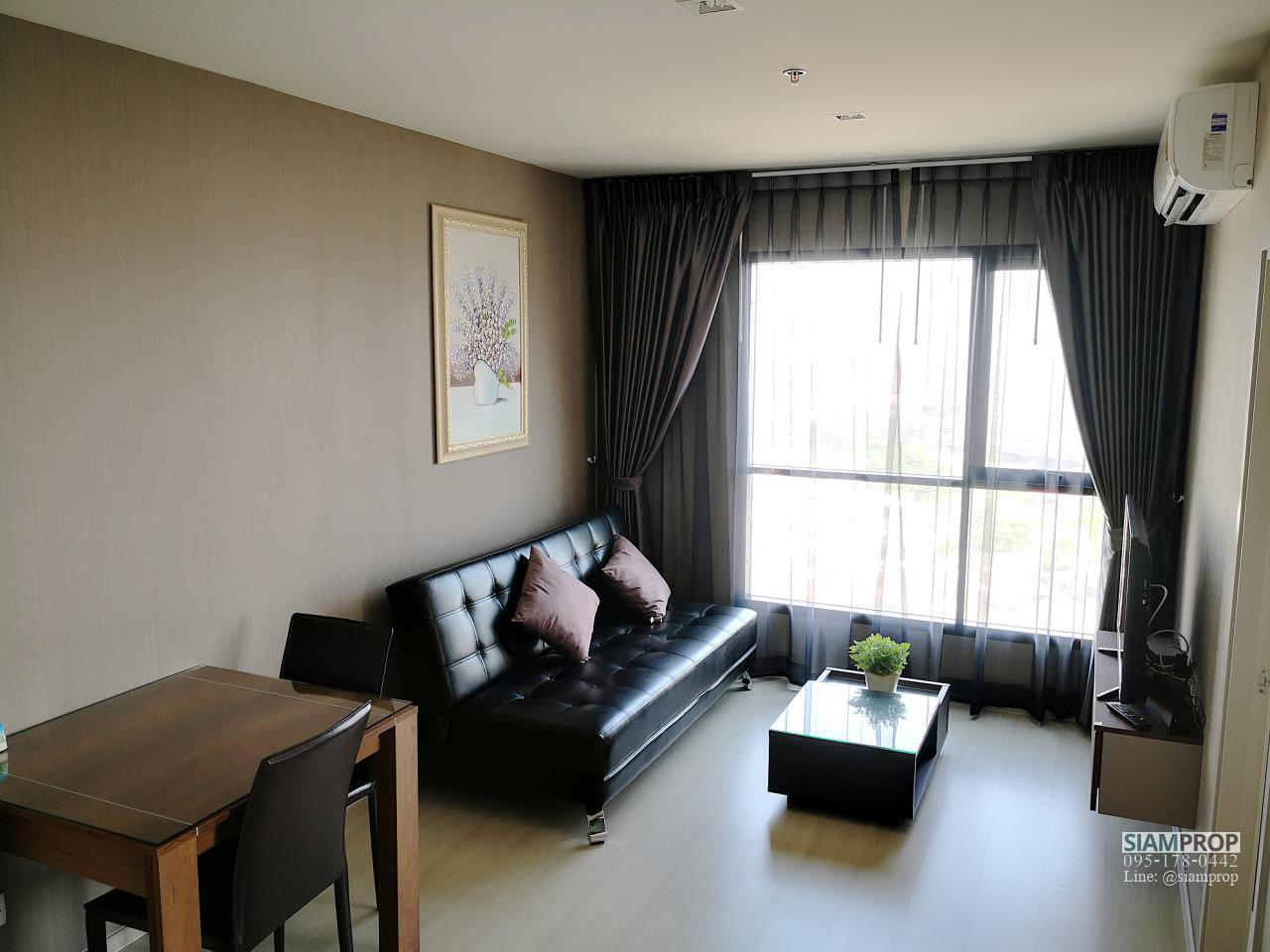 Siam Prop Agency's Life Sukhumvit 48 ,  2 beds  for rent  3