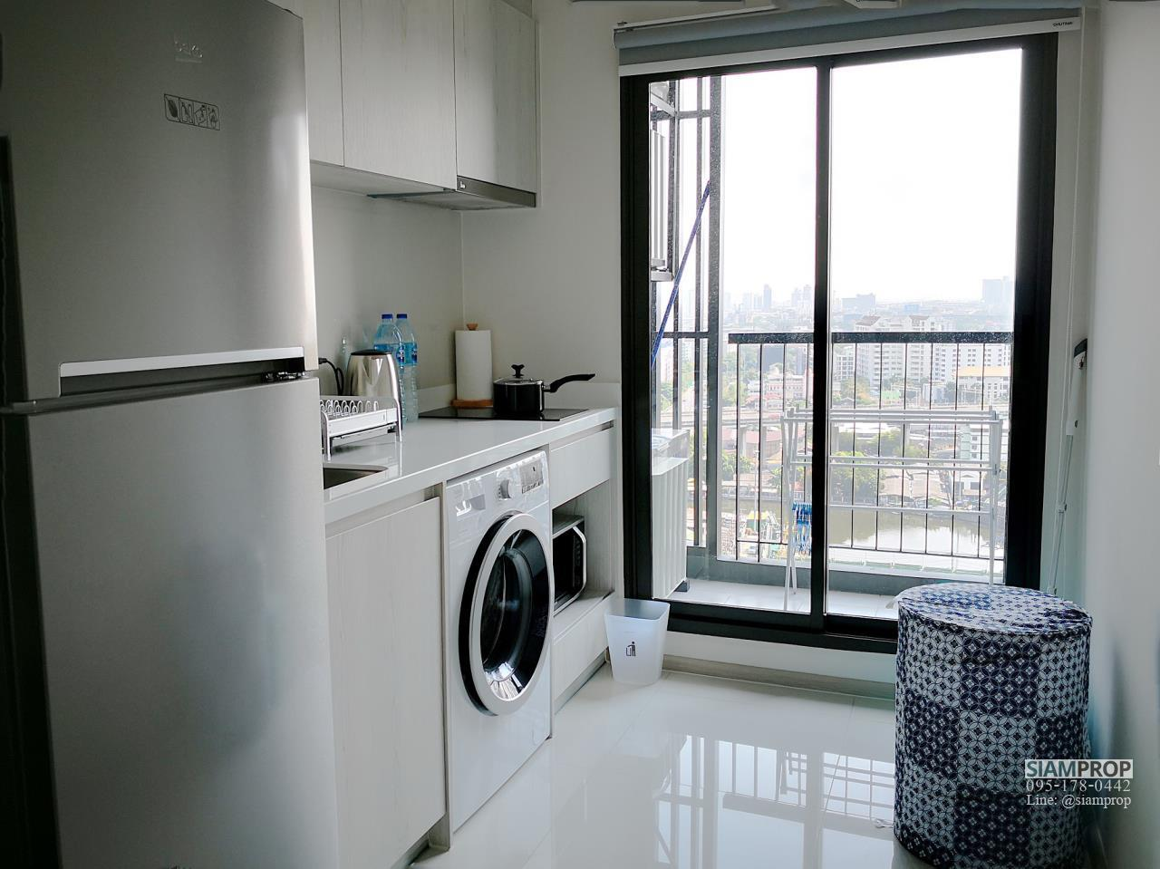 Siam Prop Agency's Life Sukhumvit 48 ,  2 beds  for rent  4