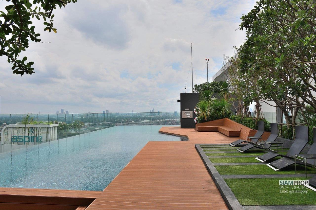 Siam Prop Agency's Life Sukhumvit 48 ,  2 beds  for rent  6