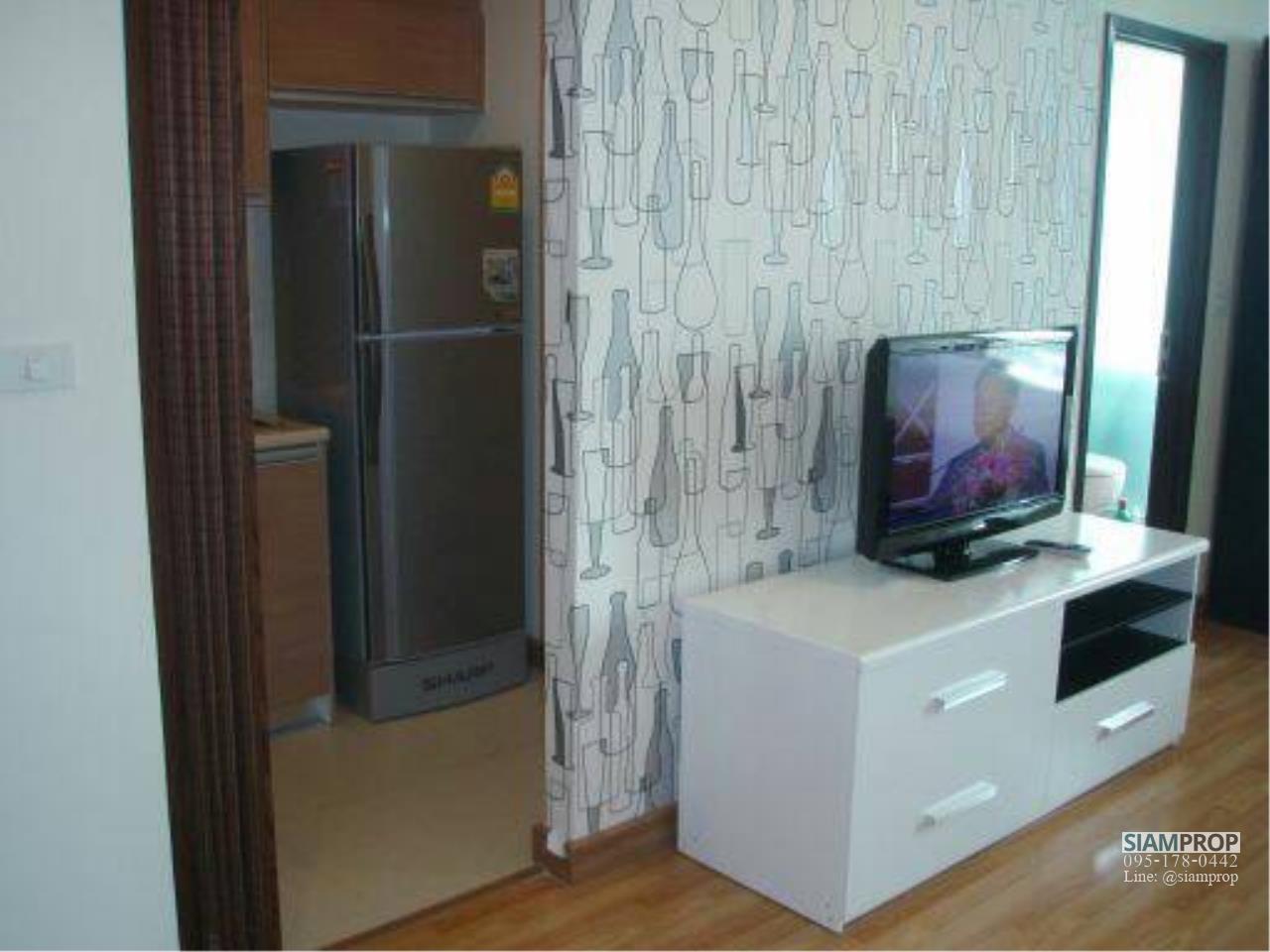 Siam Prop Agency's Le Luk Condominium  Near BTS Prakanong  4