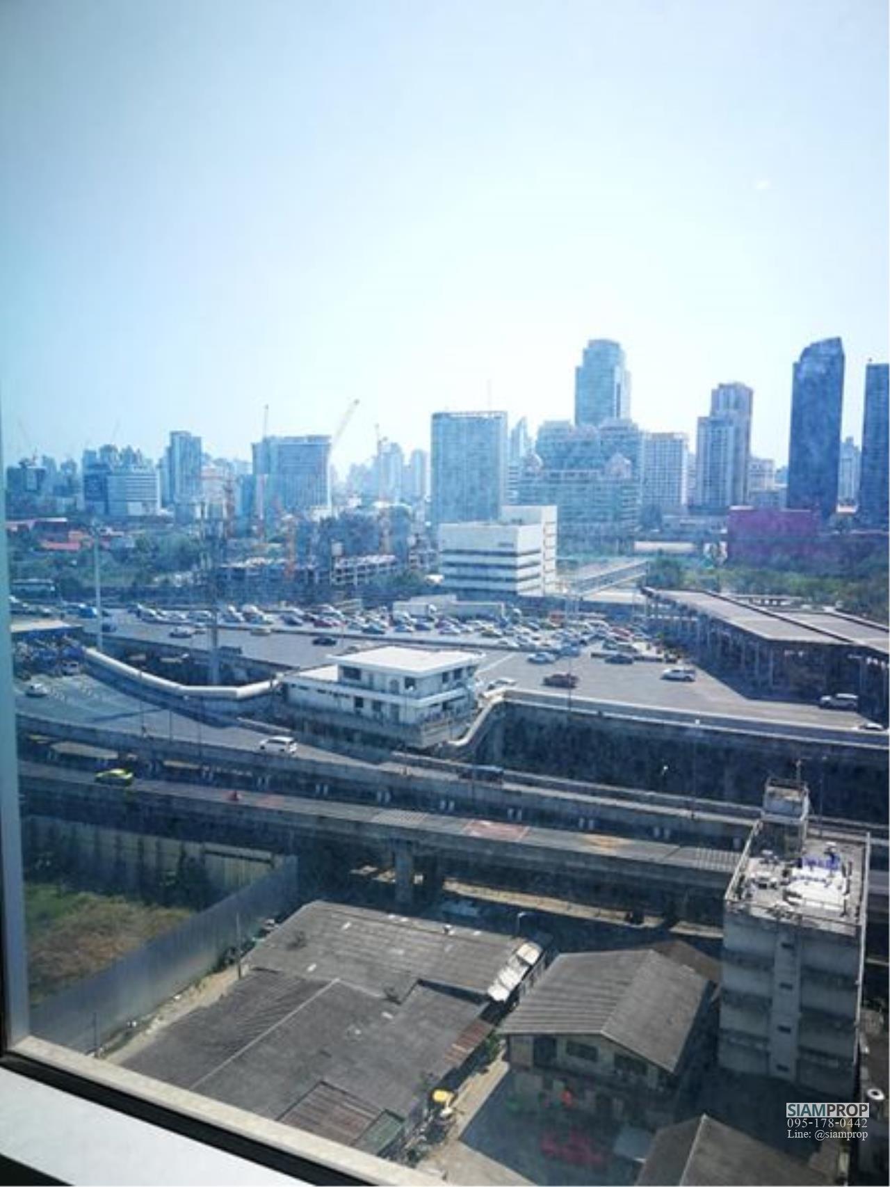 Siam Prop Agency's Rent Aspire Rama 9 Condominium  2