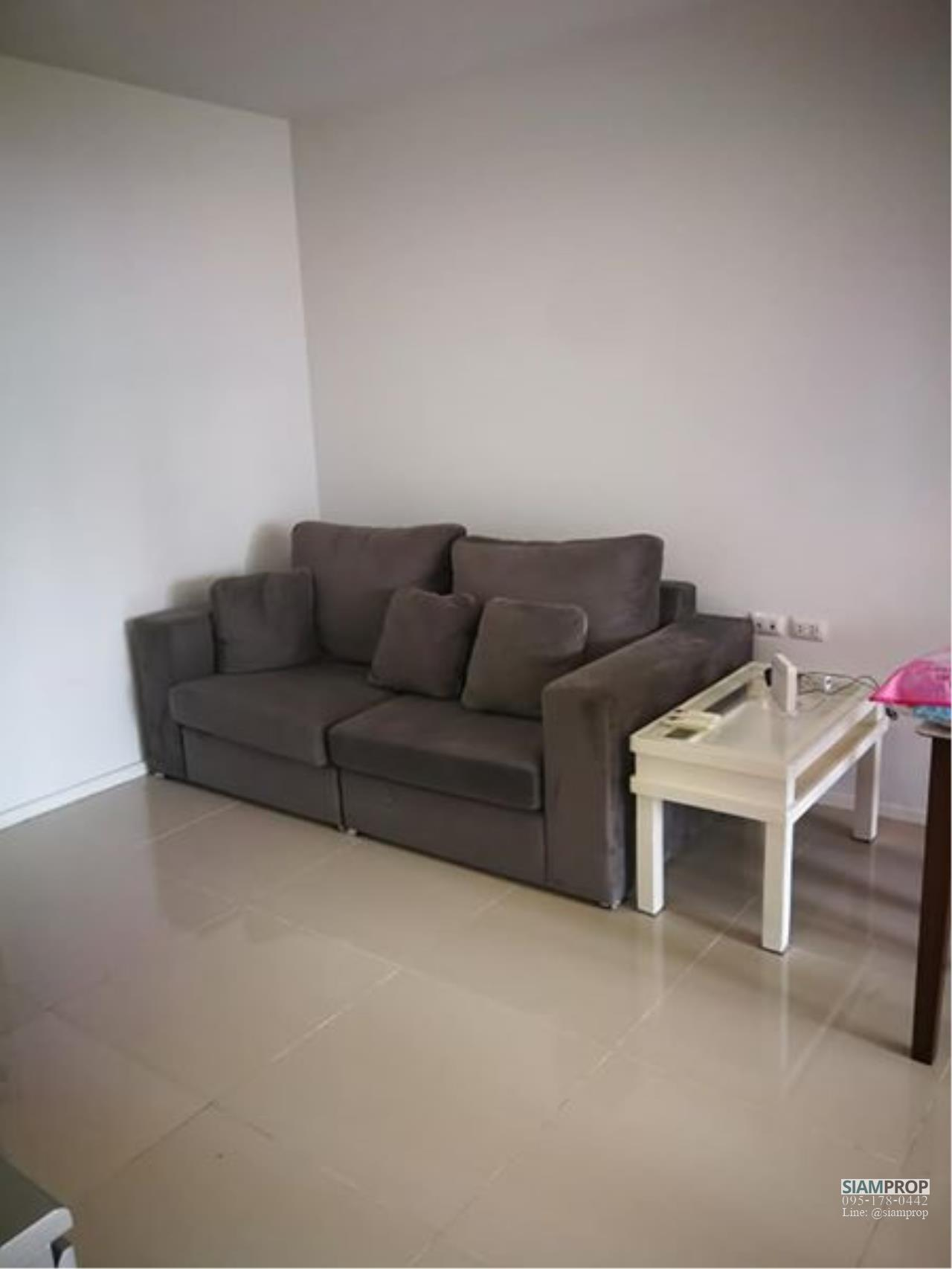Siam Prop Agency's Rent Aspire Rama 9 Condominium  5