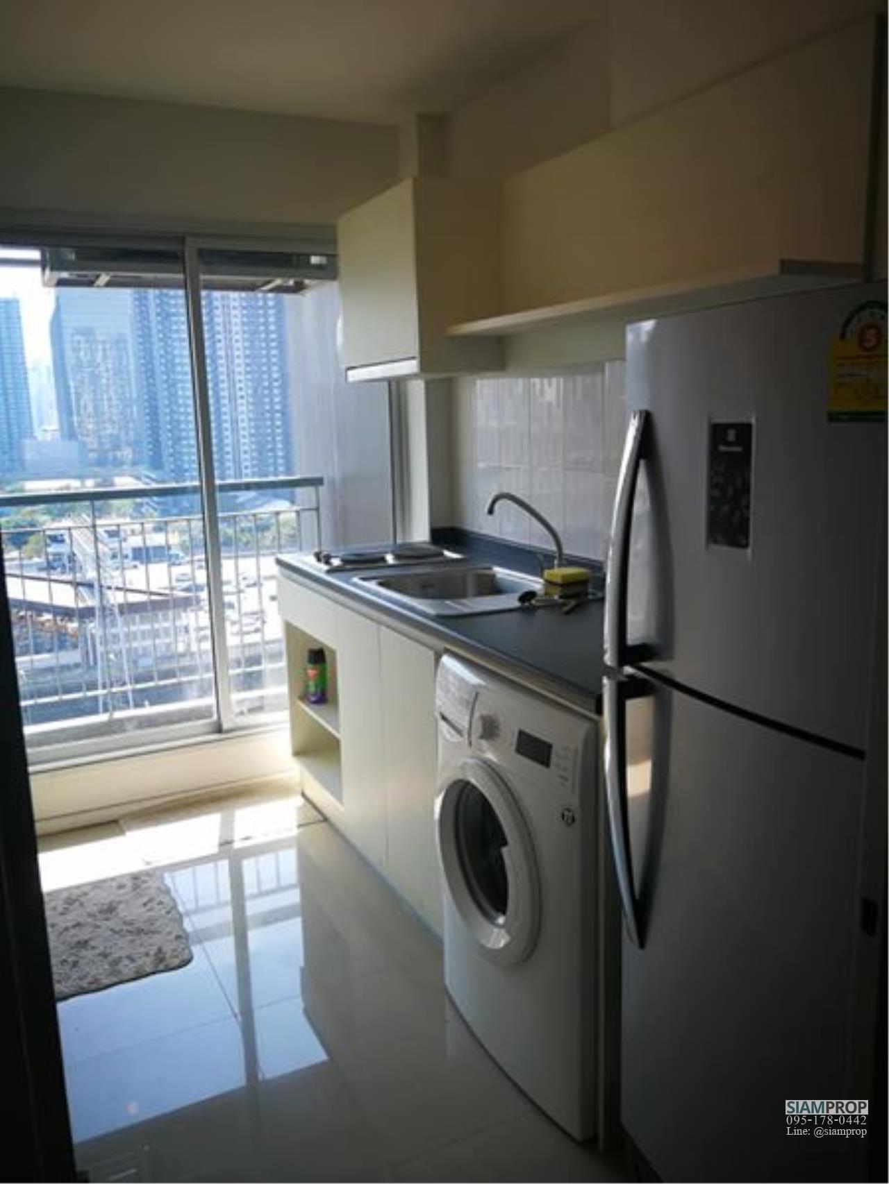 Siam Prop Agency's Rent Aspire Rama 9 Condominium  11
