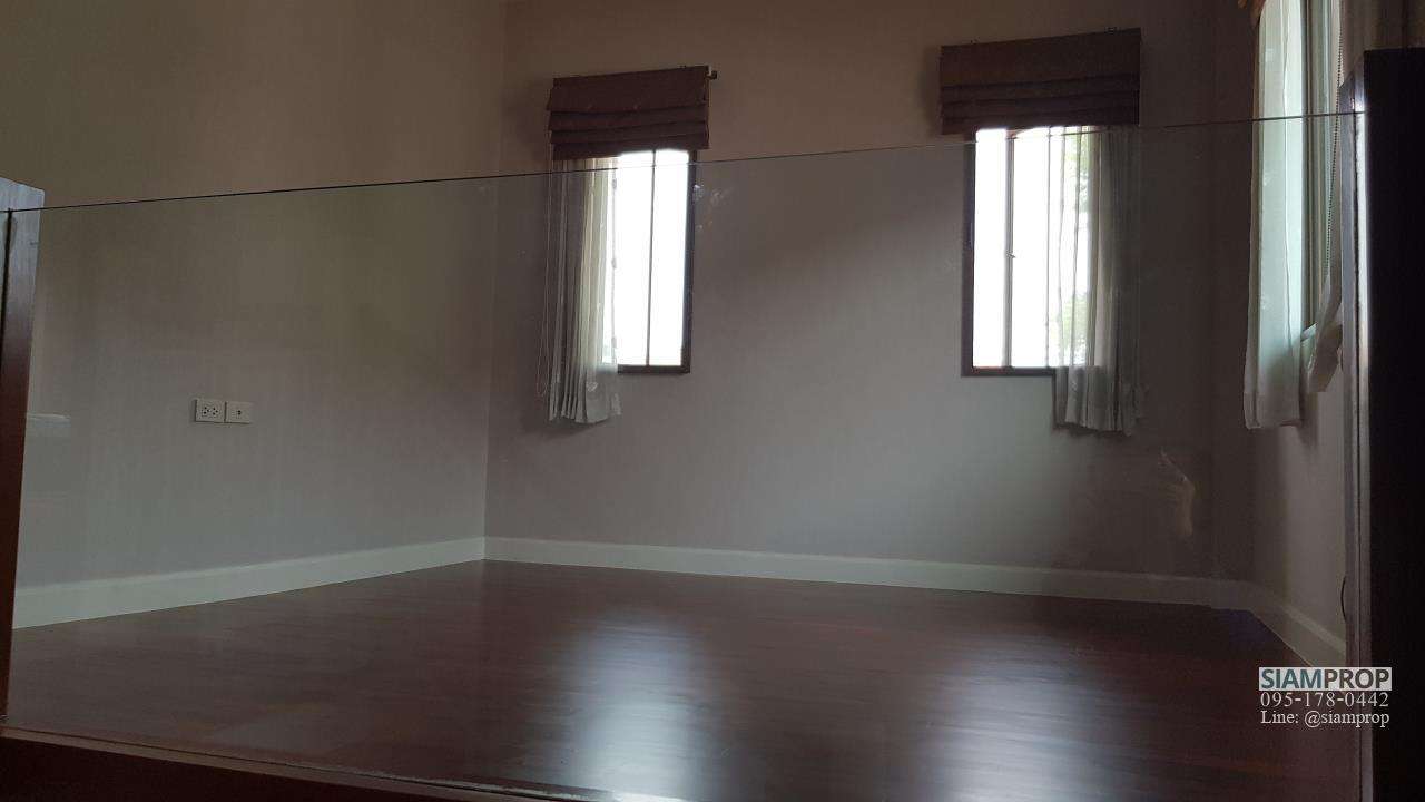 Siam Prop Agency's Rent Single house near Mega Bangna, Setthasiri project, Bangna-Ring Road (80 sq.w. / 3 bedrooms) 14