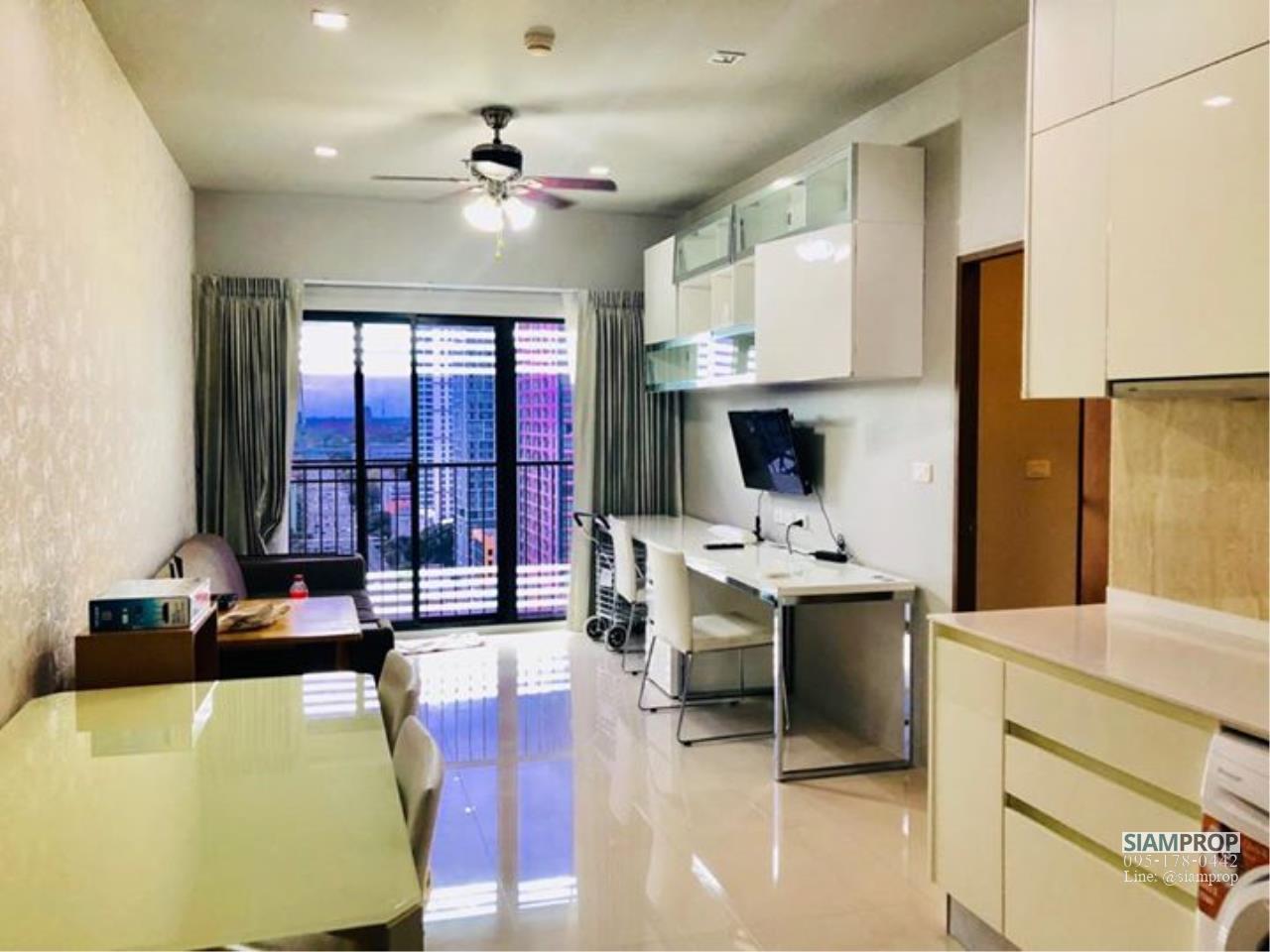 Siam Prop Agency's Sell / Rent Noble Revent Condo near BTS Phaya Thai 10
