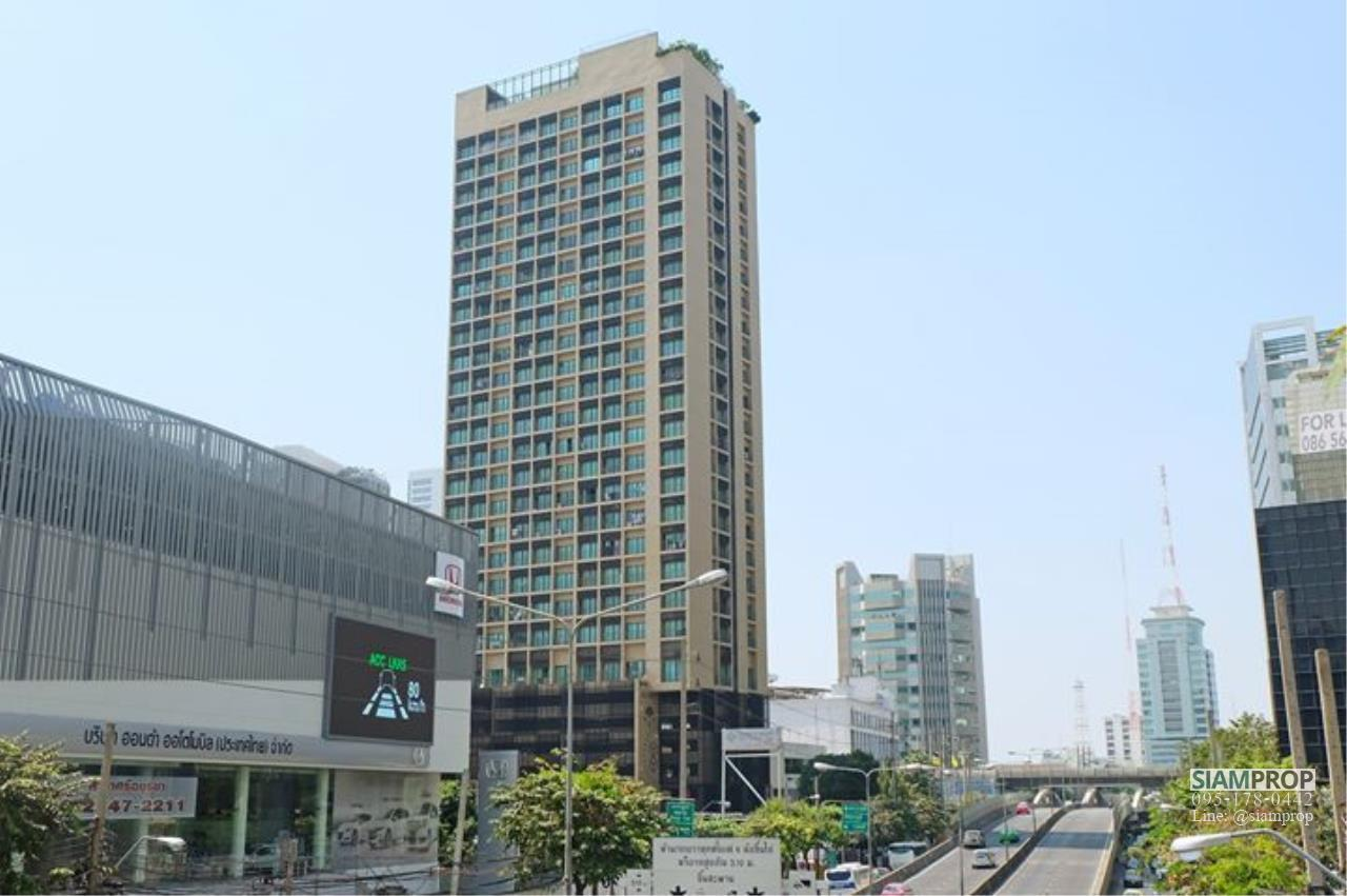 Siam Prop Agency's Sell / Rent Noble Revent Condo near BTS Phaya Thai 2