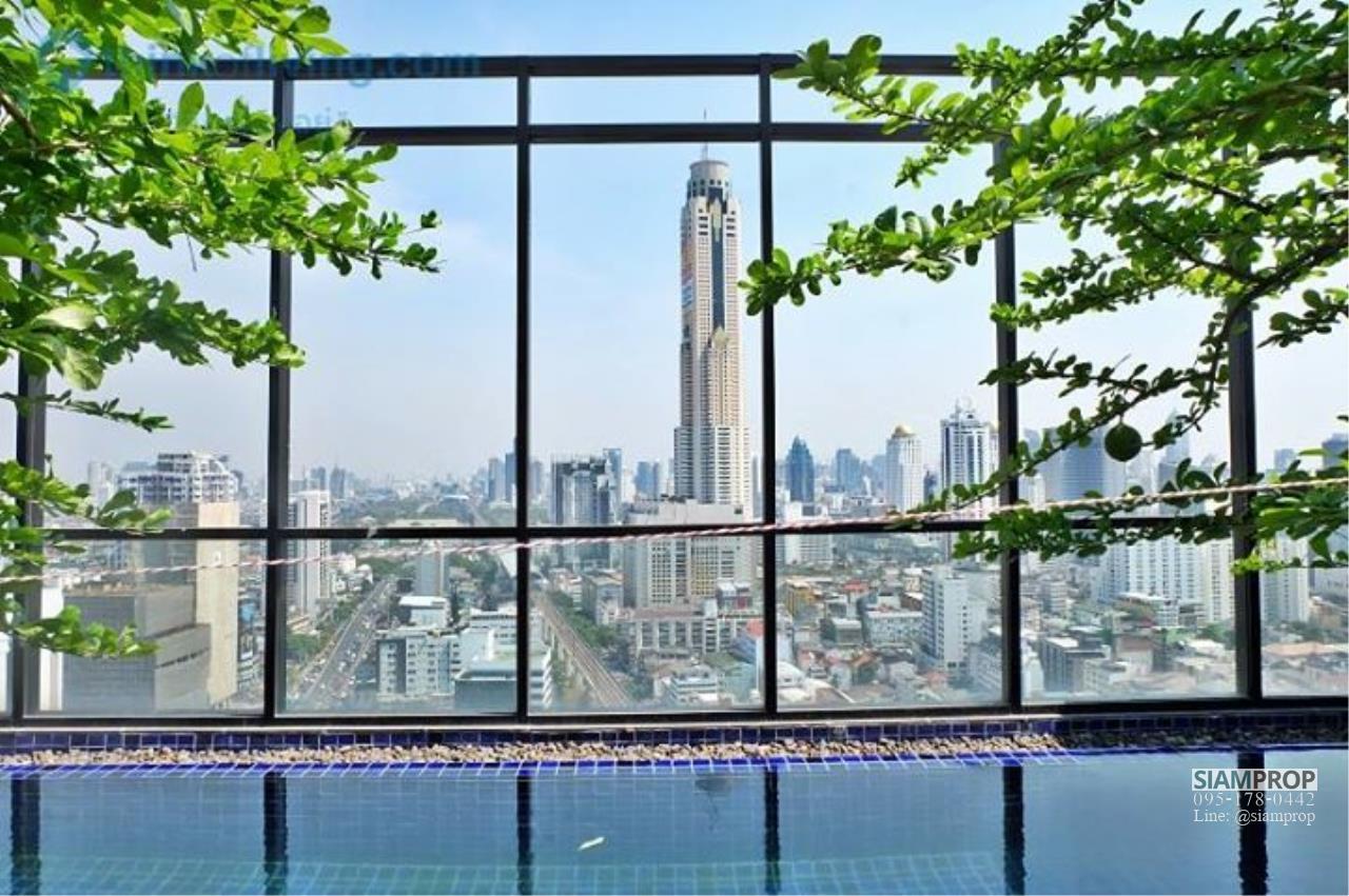 Siam Prop Agency's Sell / Rent Noble Revent Condo near BTS Phaya Thai 7