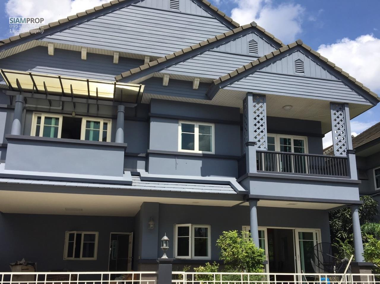 Siam Prop Agency's The Exclusive Pattanakarn 32 1