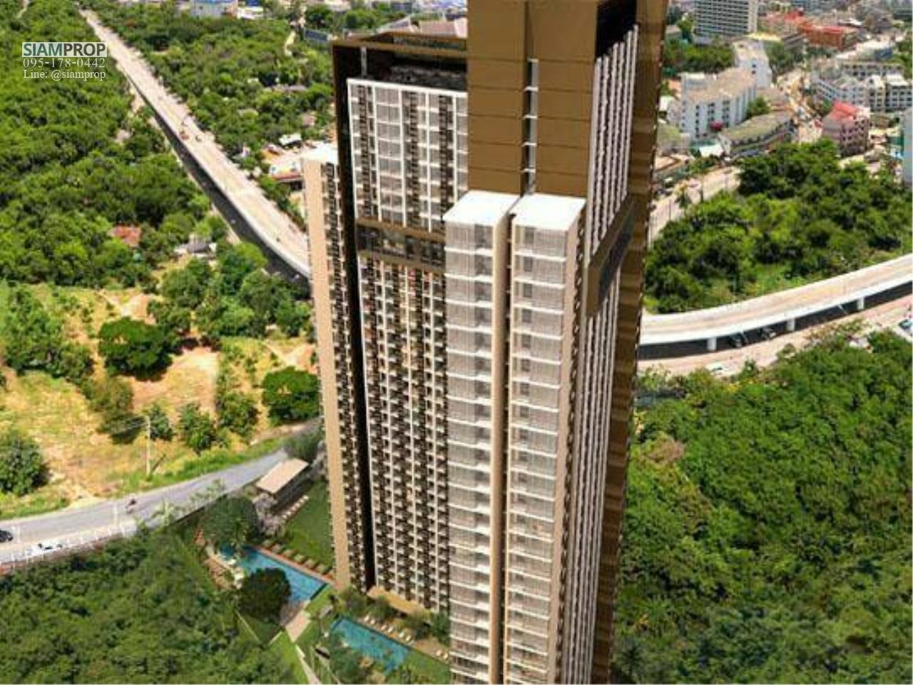 Siam Prop Agency's For Sale UNIXX CONDO Patta 1