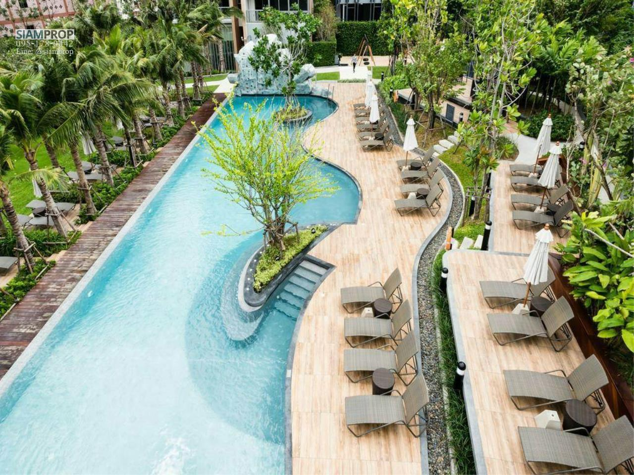 Siam Prop Agency's For Sale UNIXX CONDO Patta 3