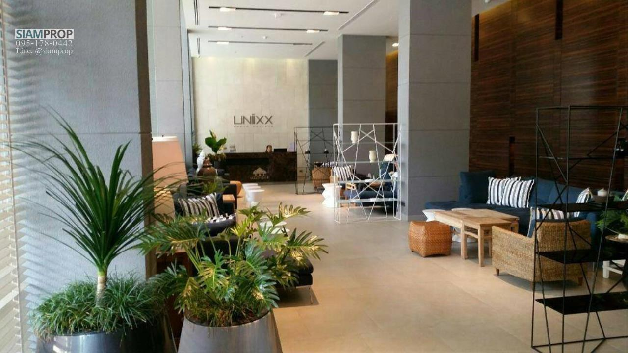 Siam Prop Agency's For Sale UNIXX CONDO Patta 9