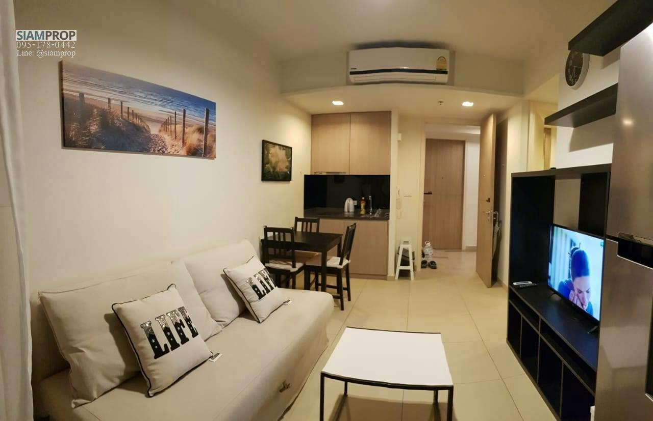 Siam Prop Agency's For Sale UNIXX CONDO Patta 11