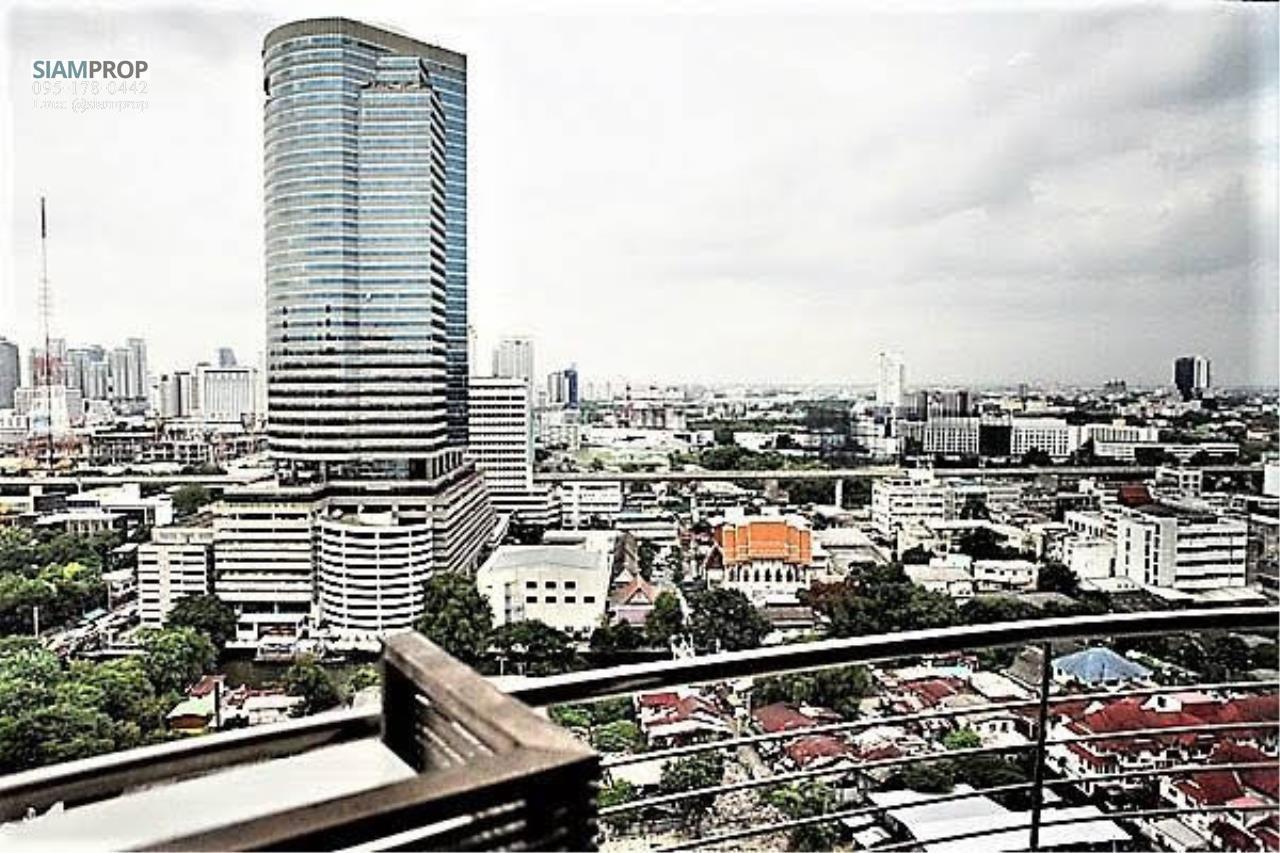 Siam Prop Agency's Supalai Place Condominium For Rent In Sukhumvit Near BTS Prom Pong 7