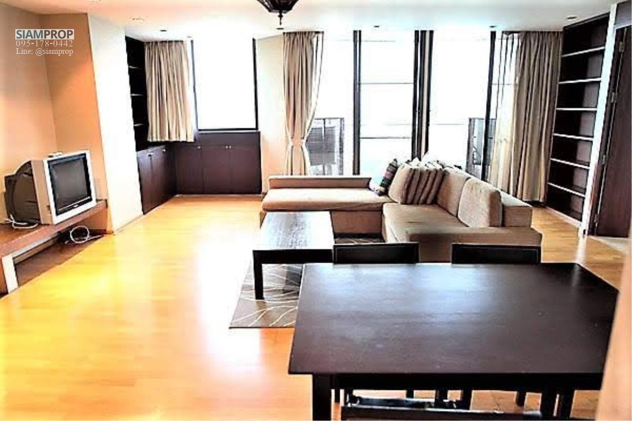 Siam Prop Agency's Supalai Place Condominium For Rent In Sukhumvit Near BTS Prom Pong 2