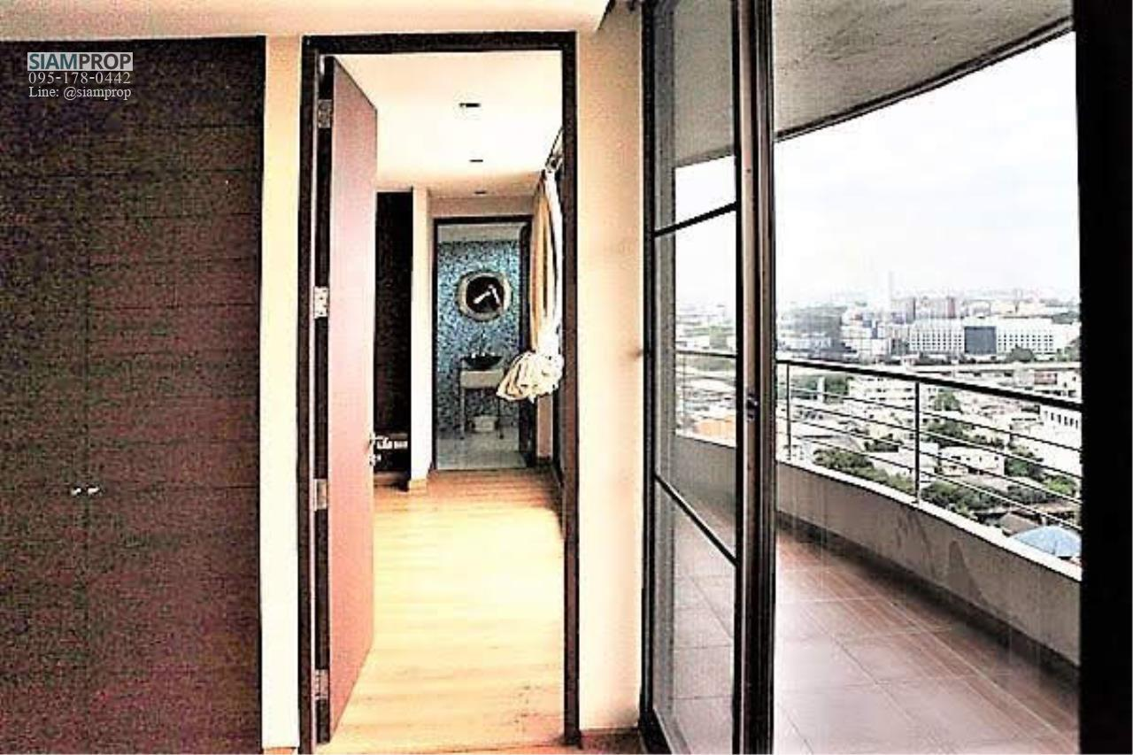 Siam Prop Agency's Supalai Place Condominium For Rent In Sukhumvit Near BTS Prom Pong 4