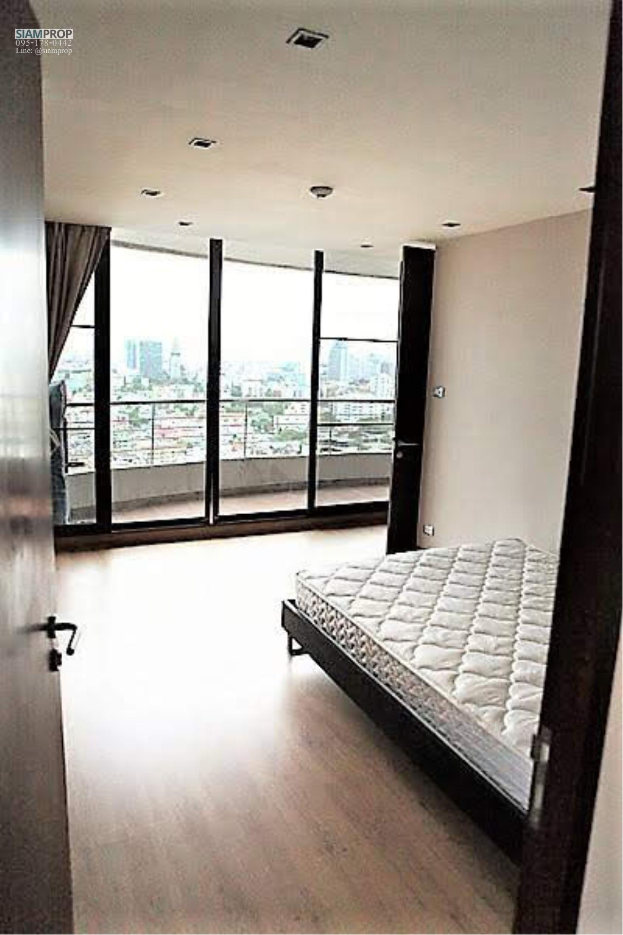 Siam Prop Agency's Supalai Place Condominium For Rent In Sukhumvit Near BTS Prom Pong 6
