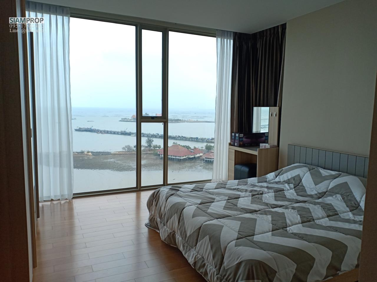 Siam Prop Agency's Marina Bayfront Sriracha ,Sea view 2bed 3