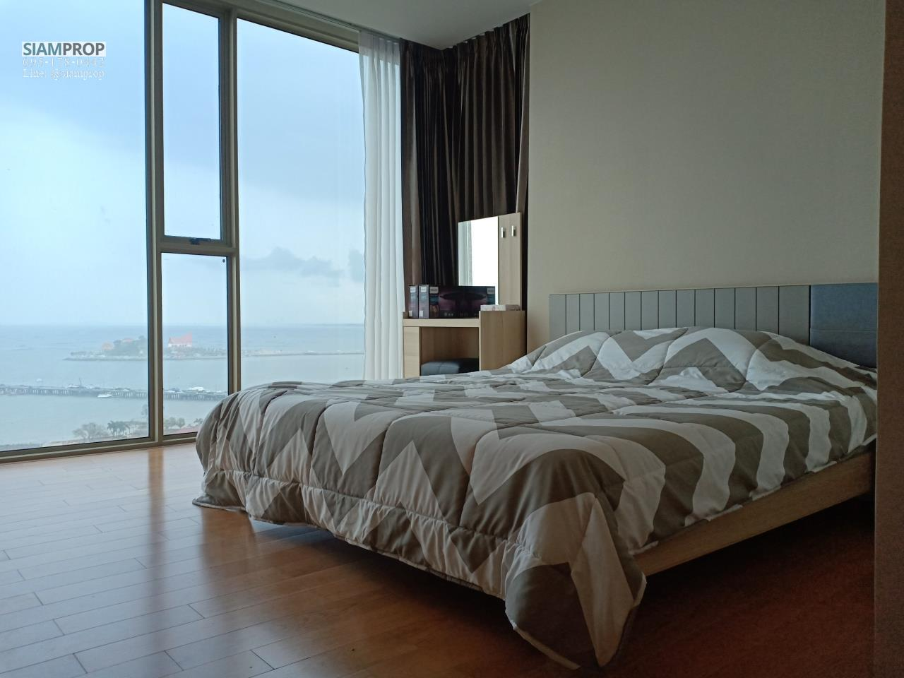 Siam Prop Agency's Marina Bayfront Sriracha ,Sea view 2bed 20